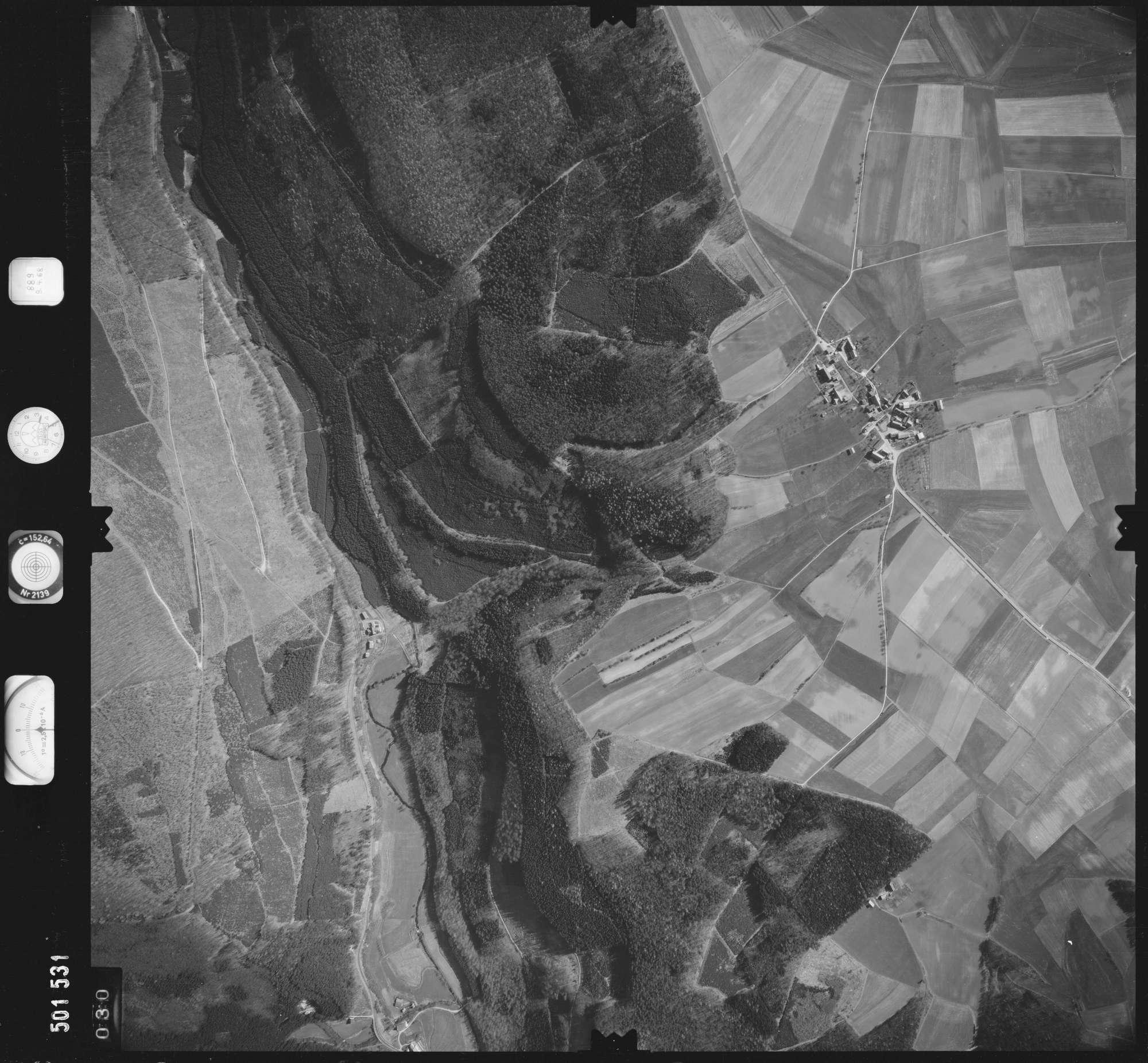 Luftbild: Film 890 Bildnr. 30, Bild 1