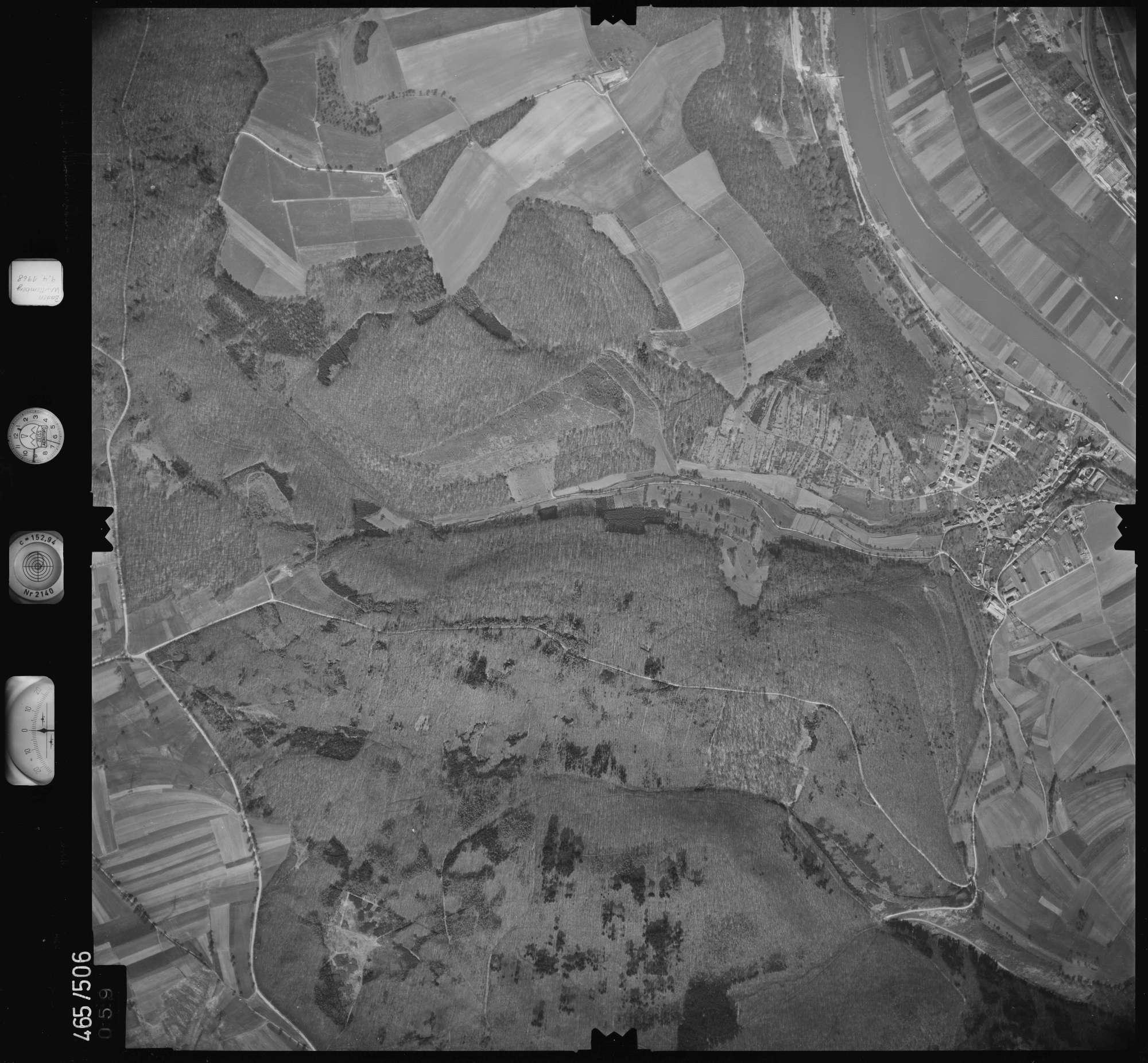 Luftbild: Film 102 Bildnr. 59, Bild 1