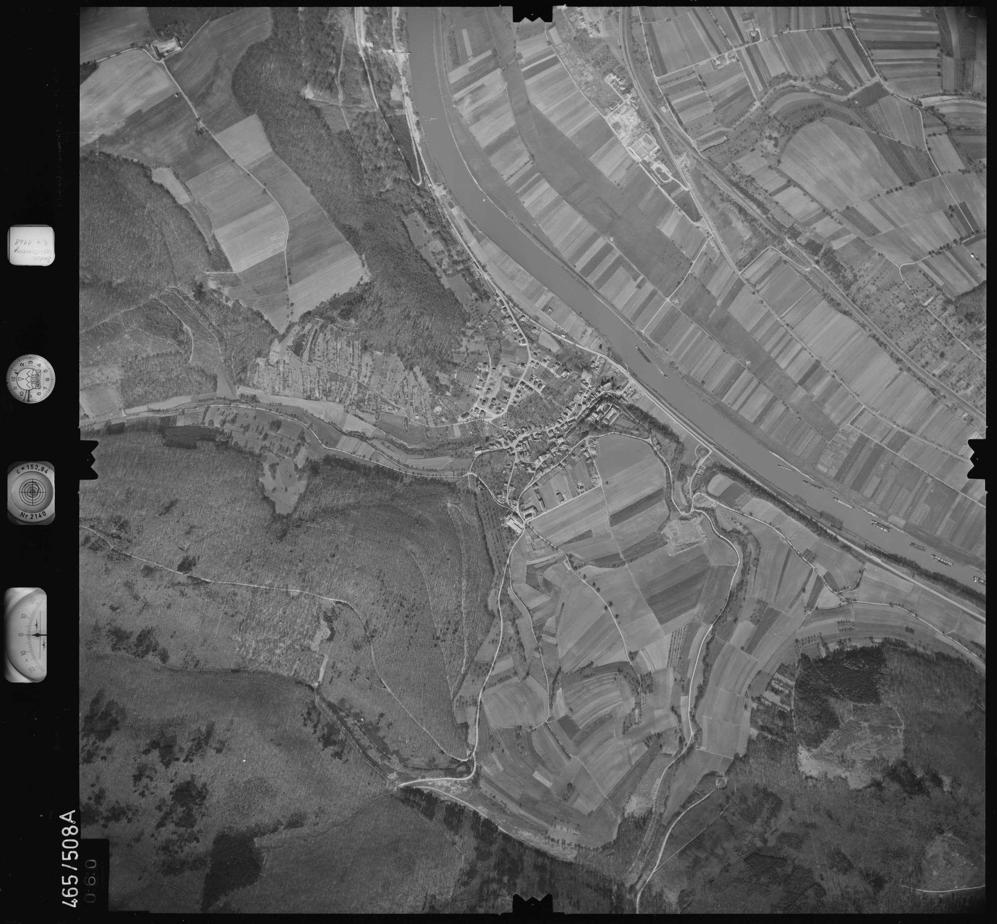 Luftbild: Film 102 Bildnr. 60, Bild 1