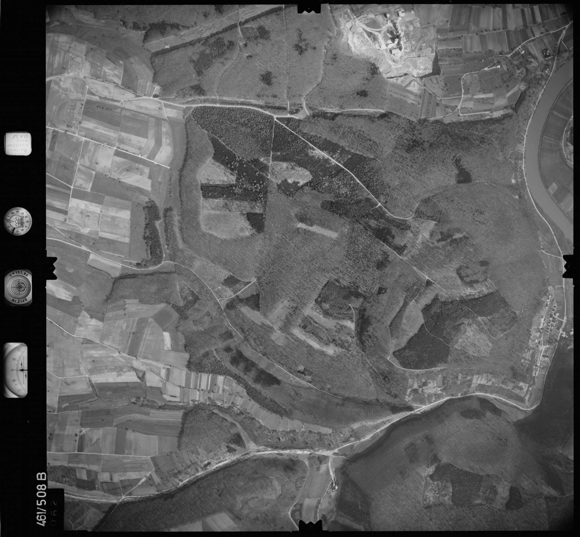 Luftbild: Film 103 Bildnr. 62, Bild 1
