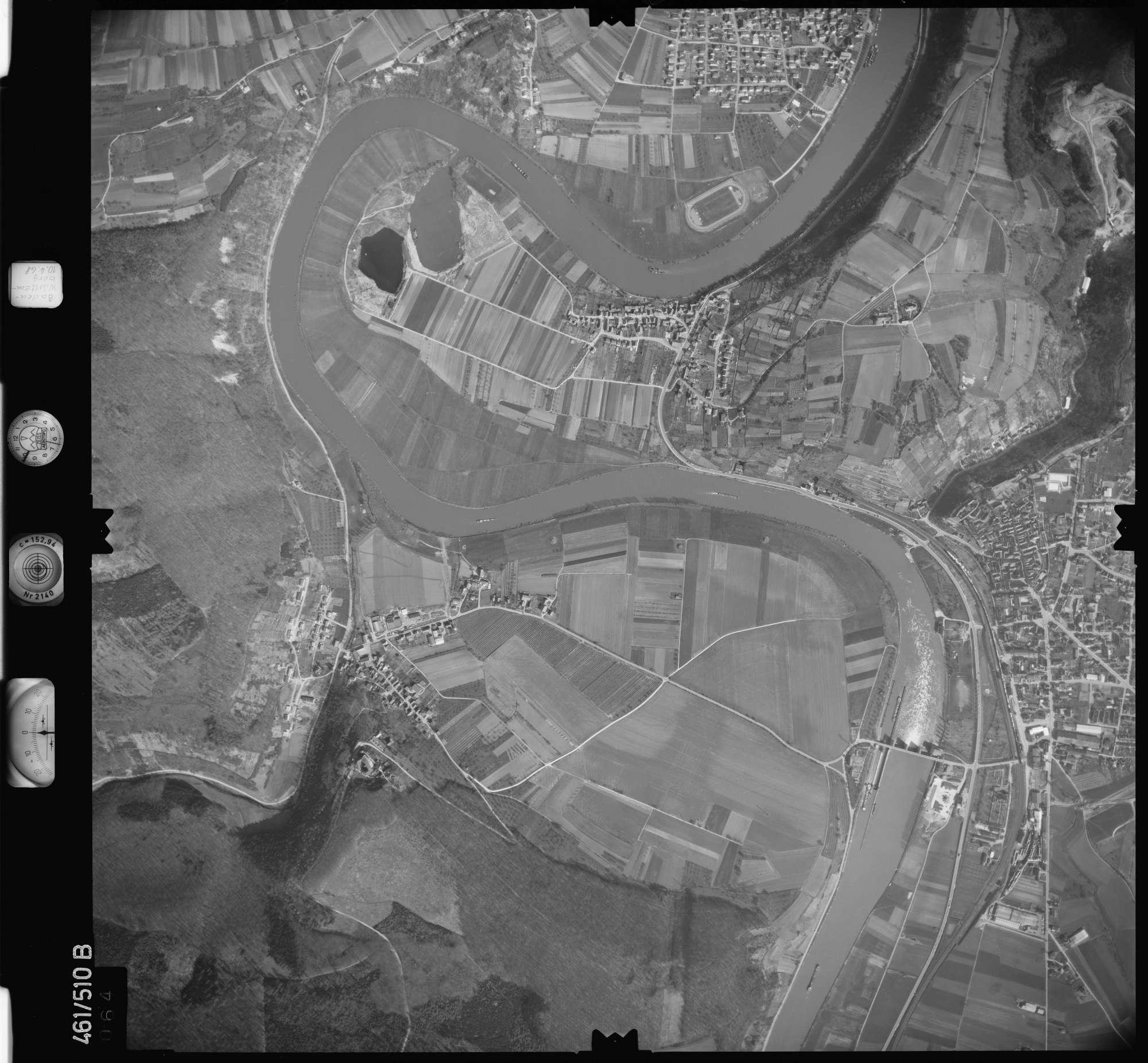 Luftbild: Film 103 Bildnr. 64, Bild 1