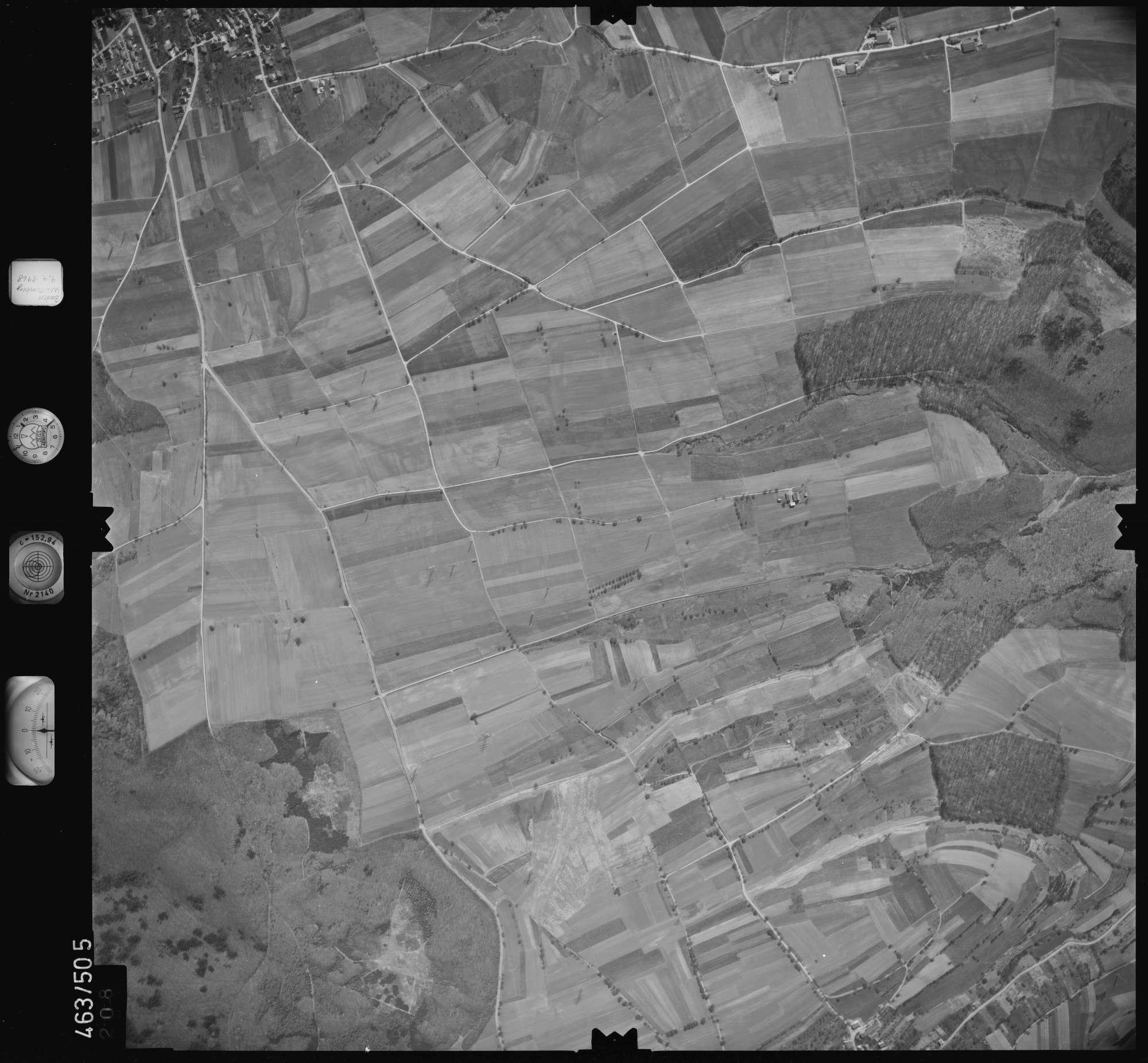Luftbild: Film 102 Bildnr. 208, Bild 1