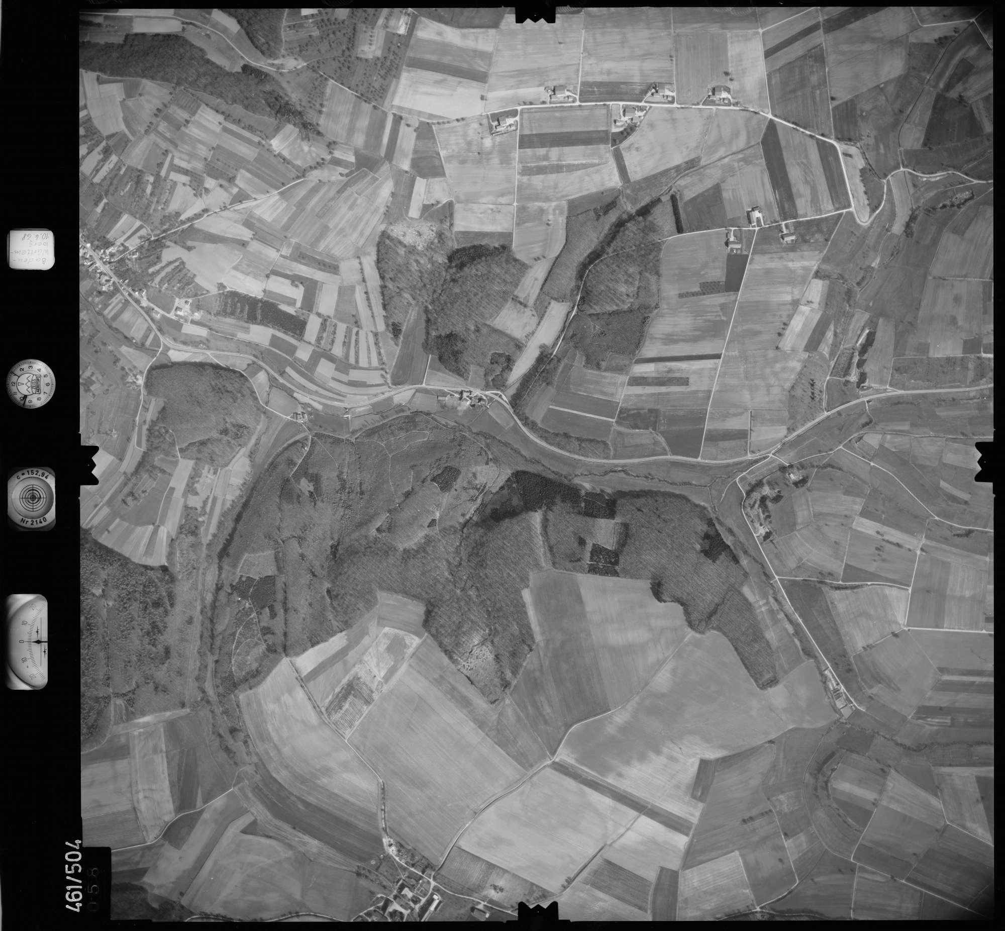 Luftbild: Film 103 Bildnr. 58, Bild 1