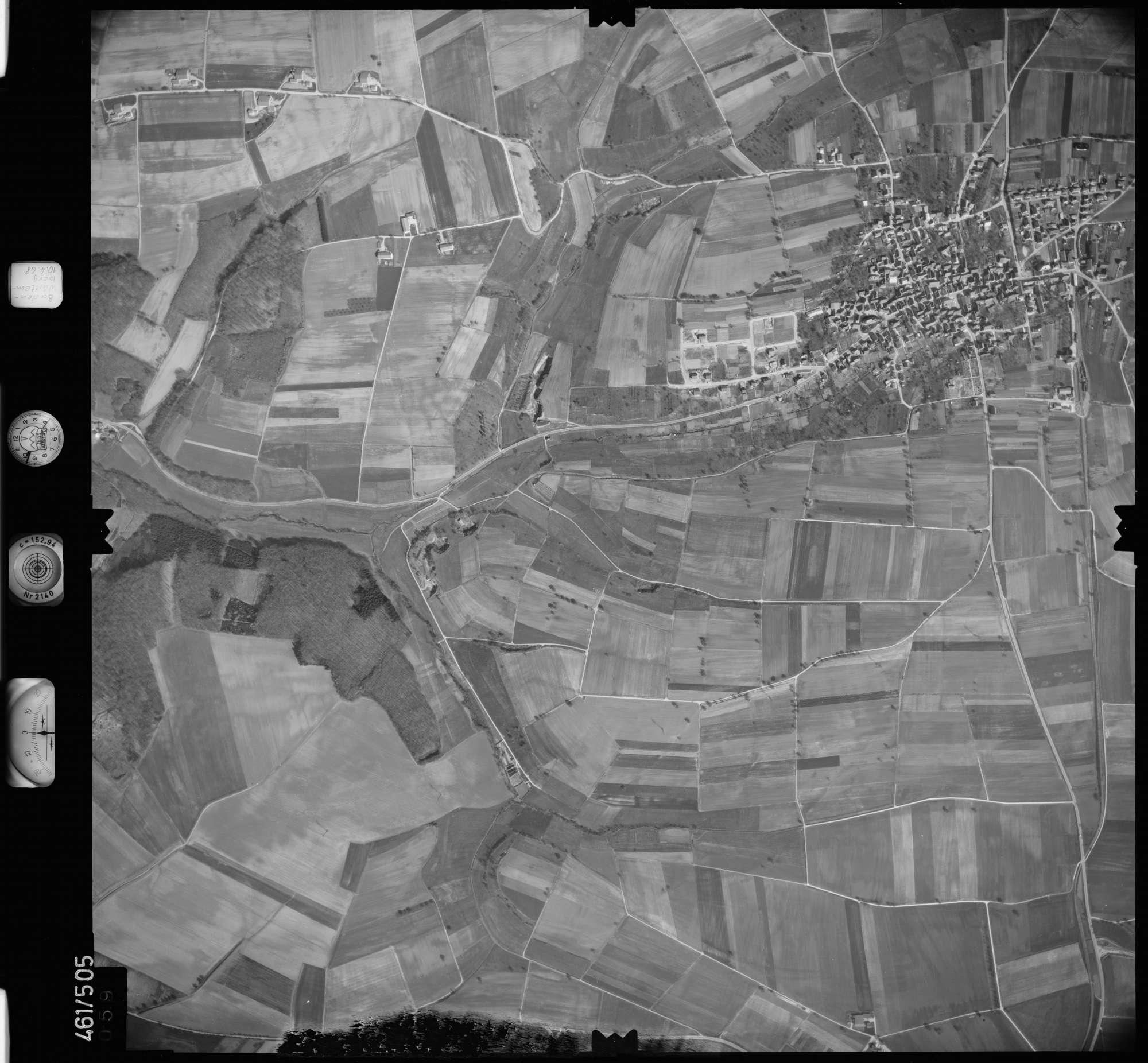 Luftbild: Film 103 Bildnr. 59, Bild 1