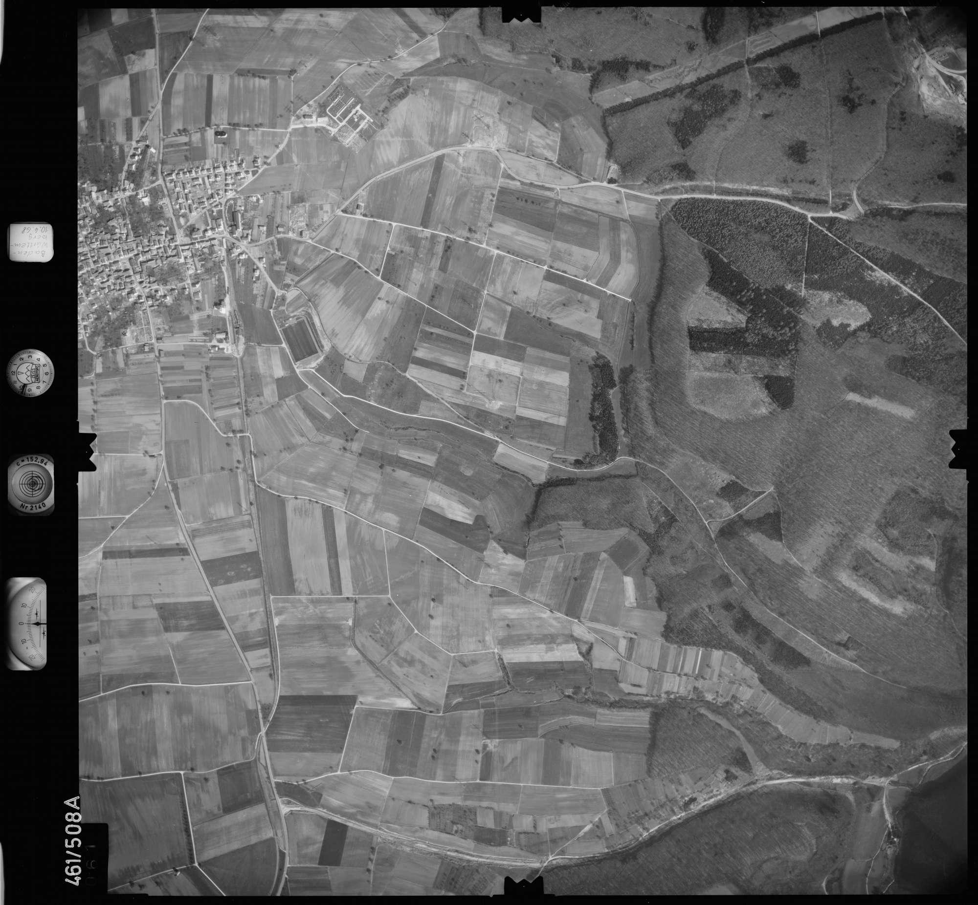 Luftbild: Film 103 Bildnr. 61, Bild 1