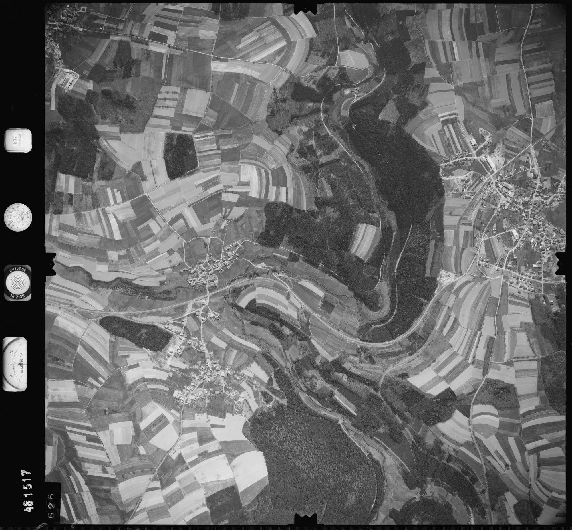 Luftbild: Film 897 Bildnr. 626, Bild 1