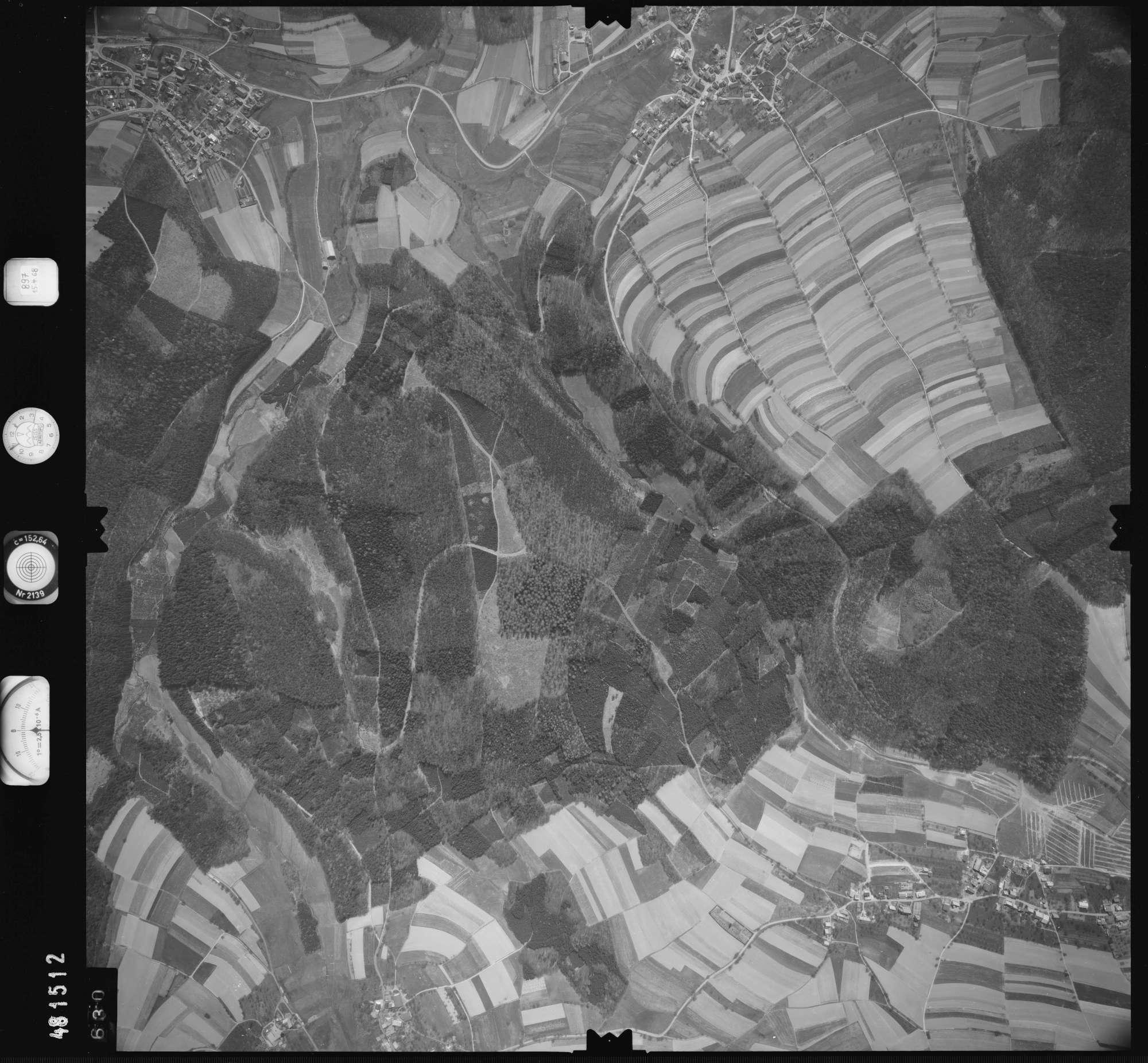Luftbild: Film 897 Bildnr. 630, Bild 1