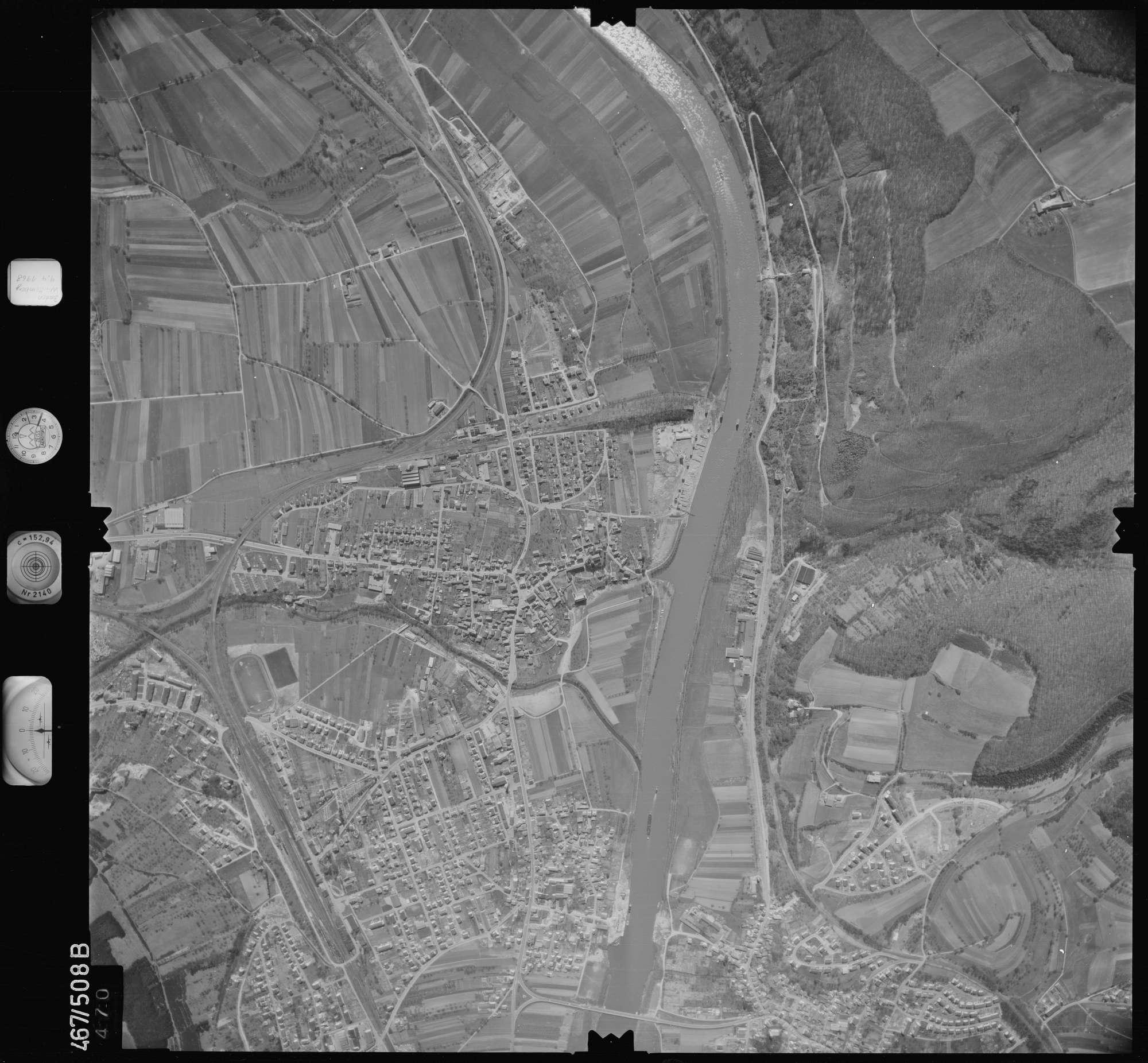 Luftbild: Film 101 Bildnr. 470, Bild 1