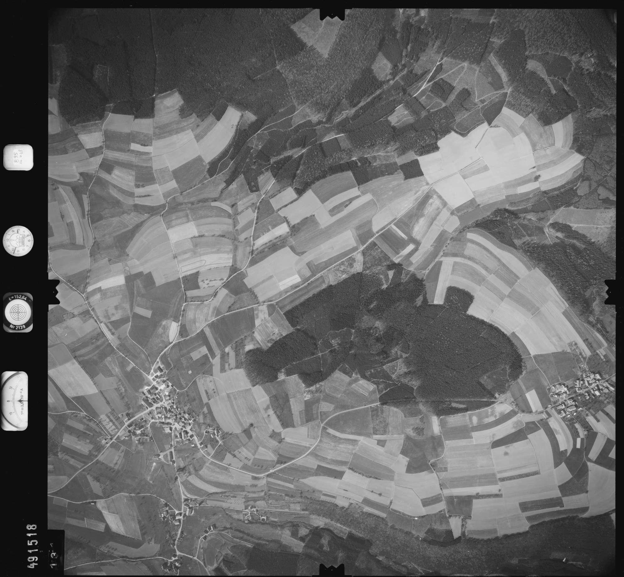 Luftbild: Film 895 Bildnr. 131, Bild 1