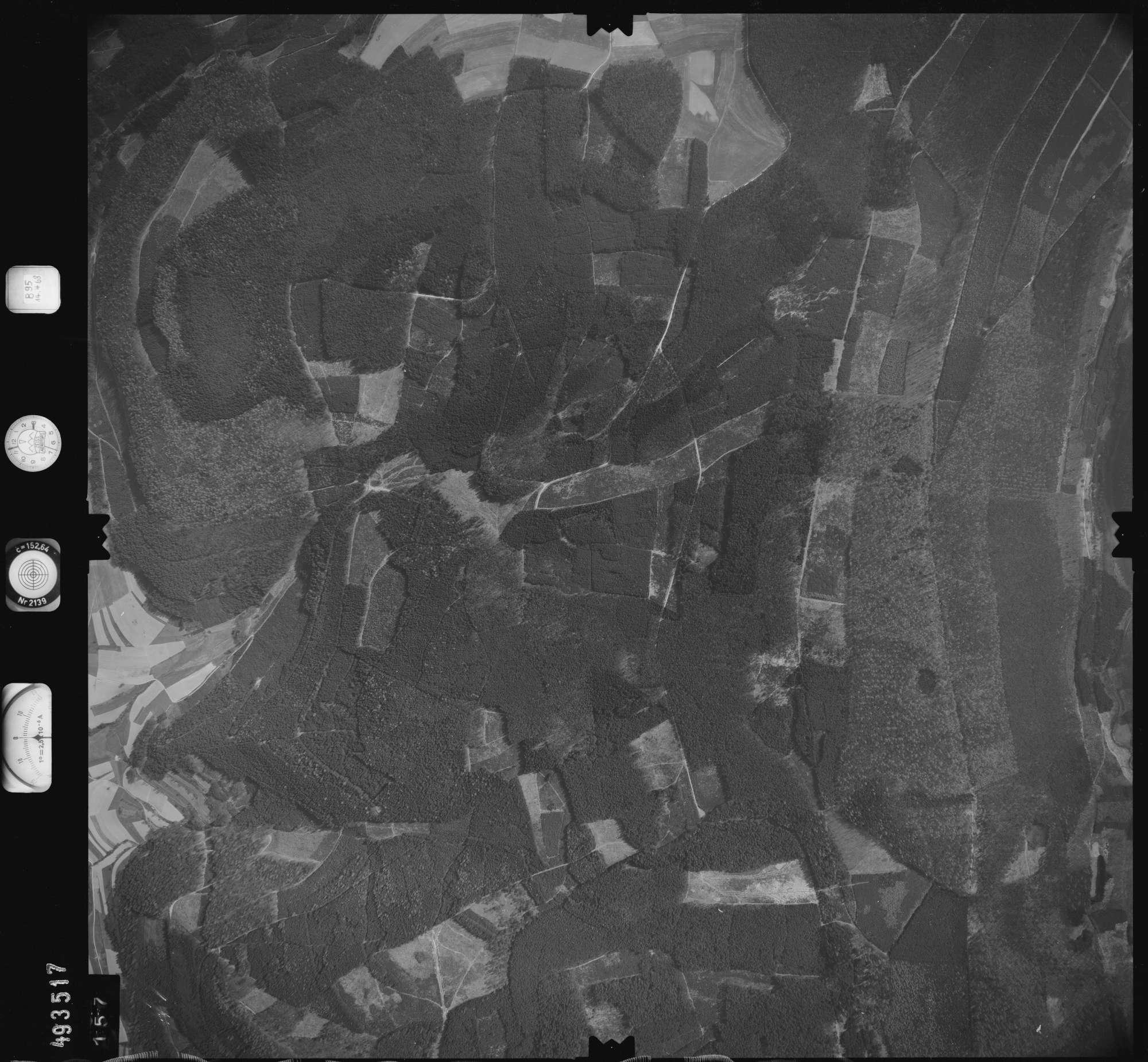 Luftbild: Film 895 Bildnr. 157, Bild 1