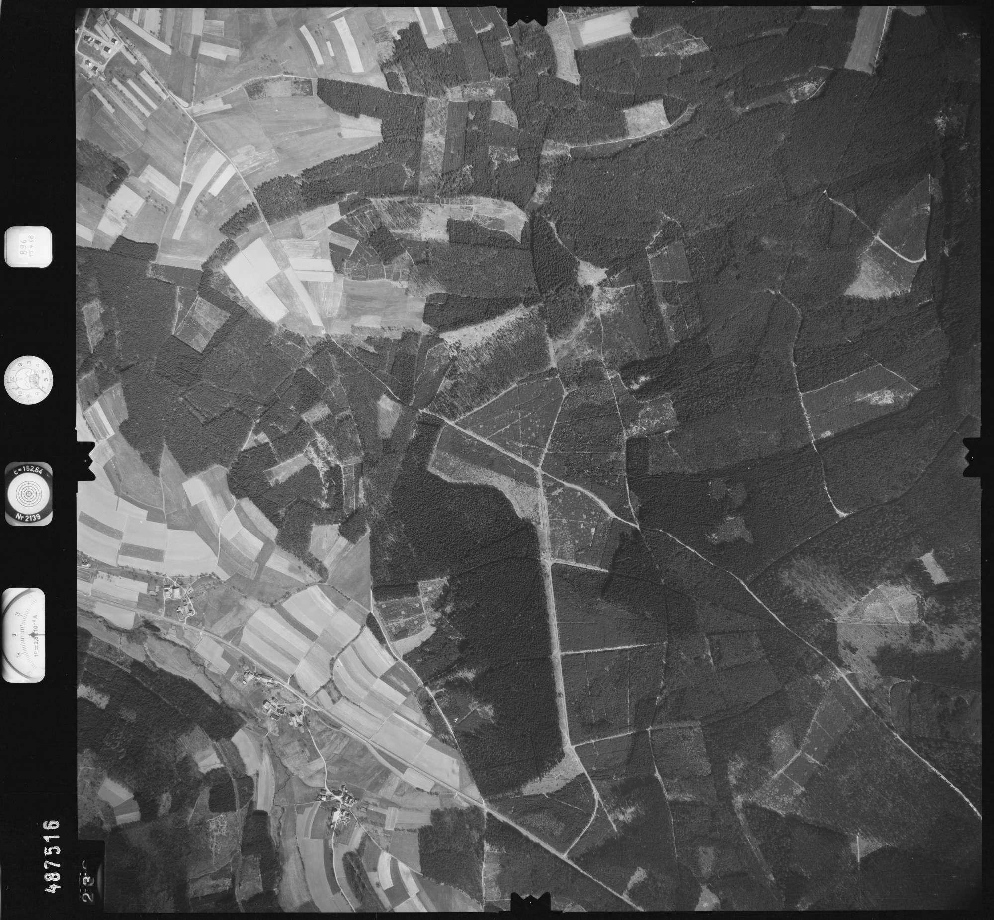 Luftbild: Film 896 Bildnr. 236, Bild 1