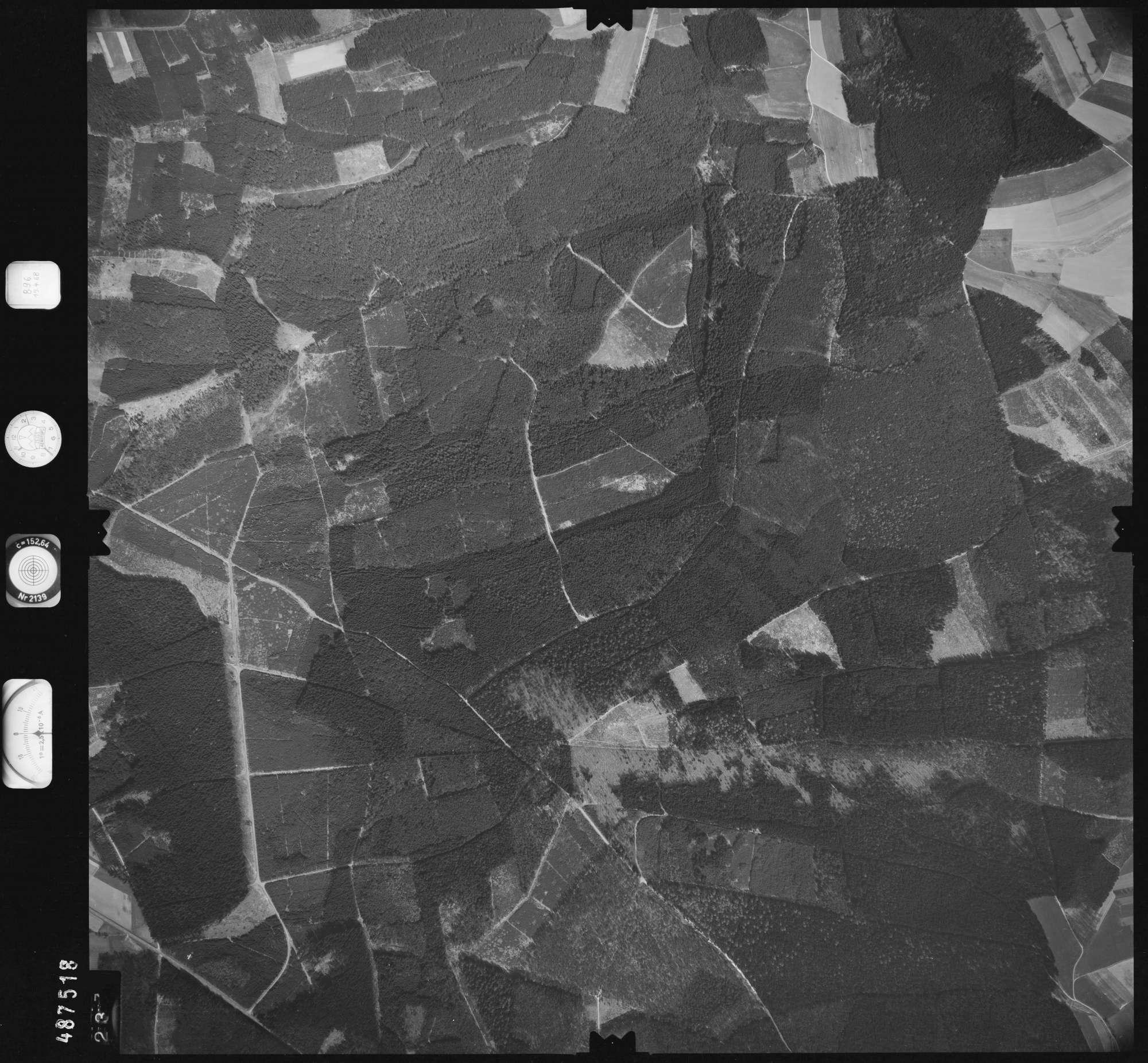 Luftbild: Film 896 Bildnr. 237, Bild 1