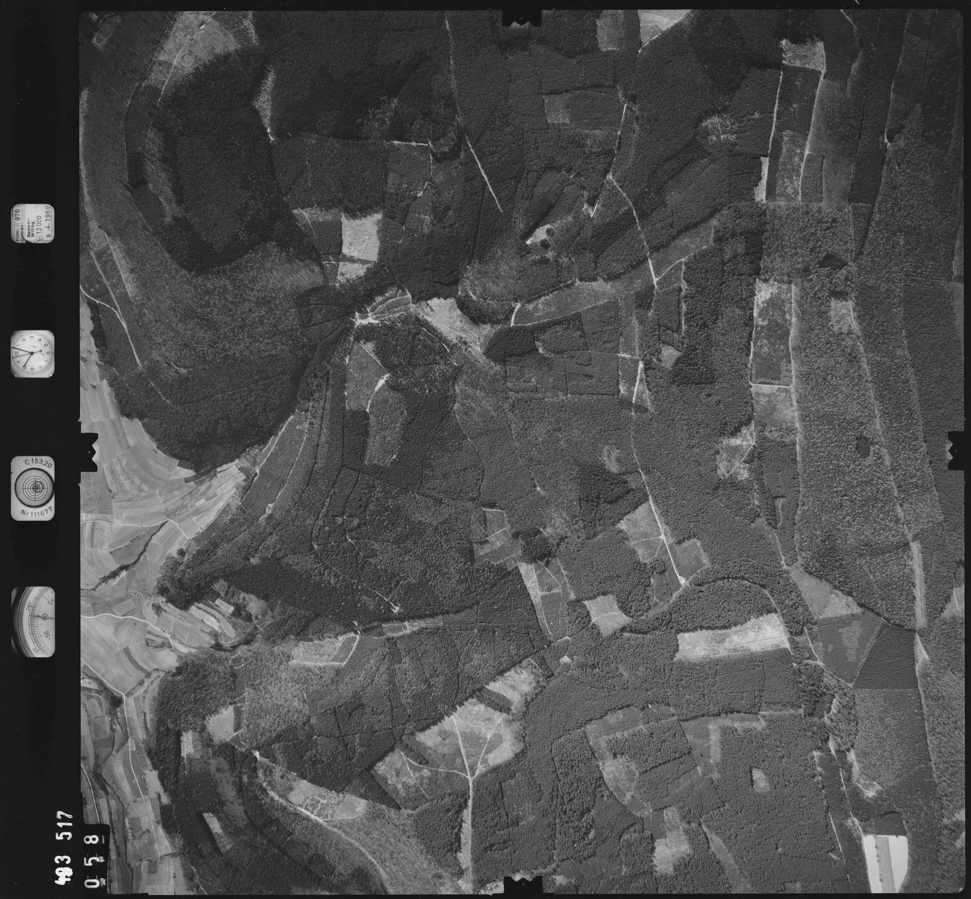 Luftbild: Film 976 Bildnr. 58, Bild 1