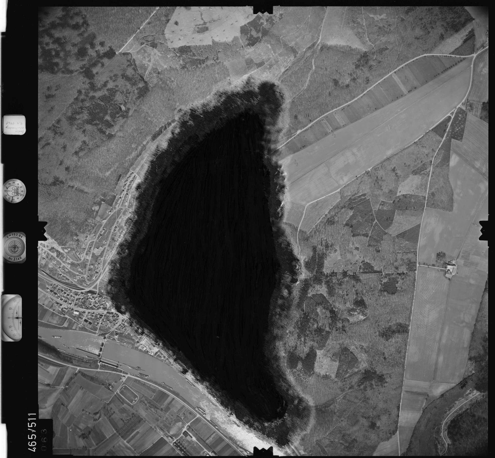 Luftbild: Film 102 Bildnr. 63, Bild 1