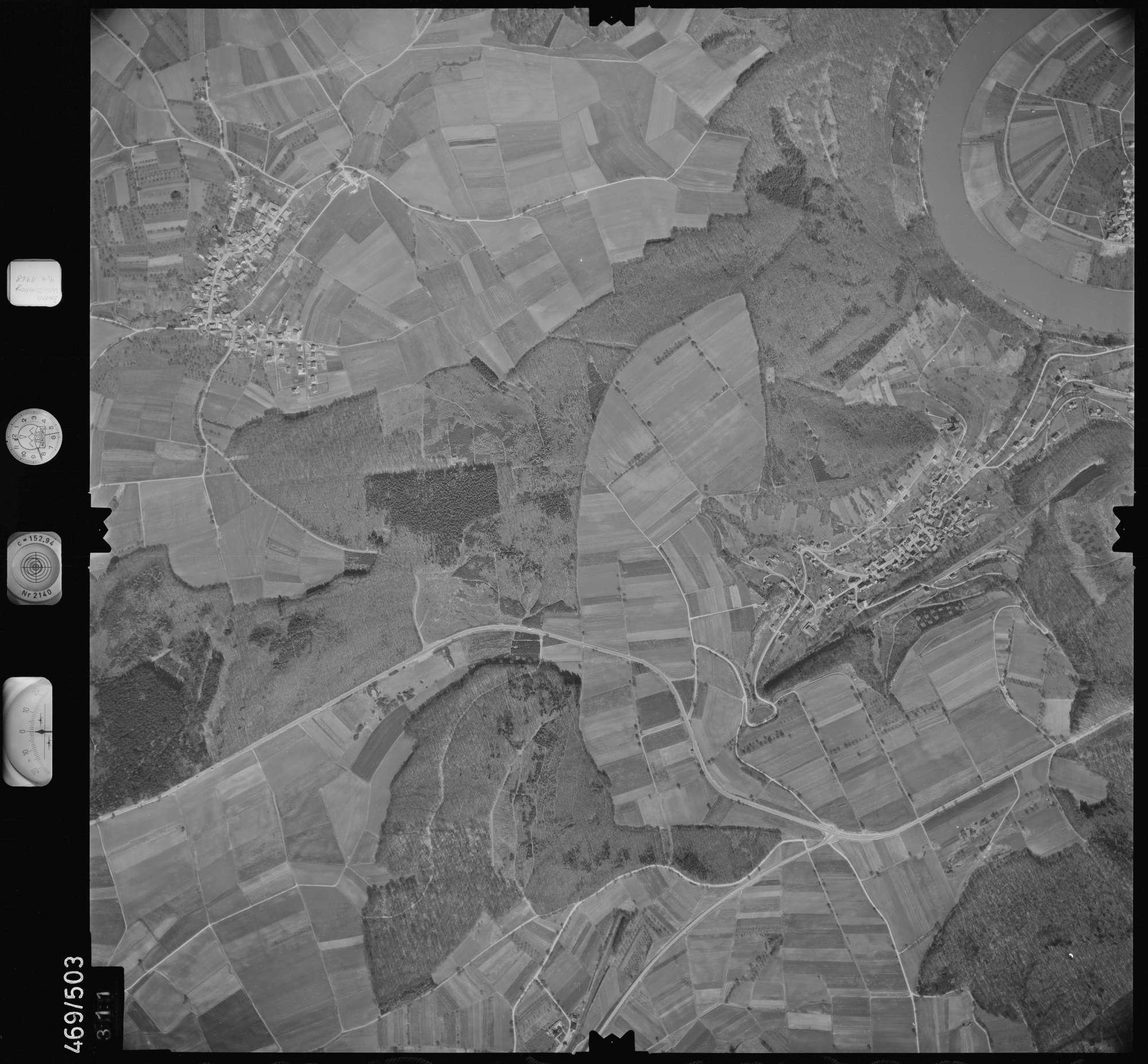 Luftbild: Film 101 Bildnr. 311, Bild 1
