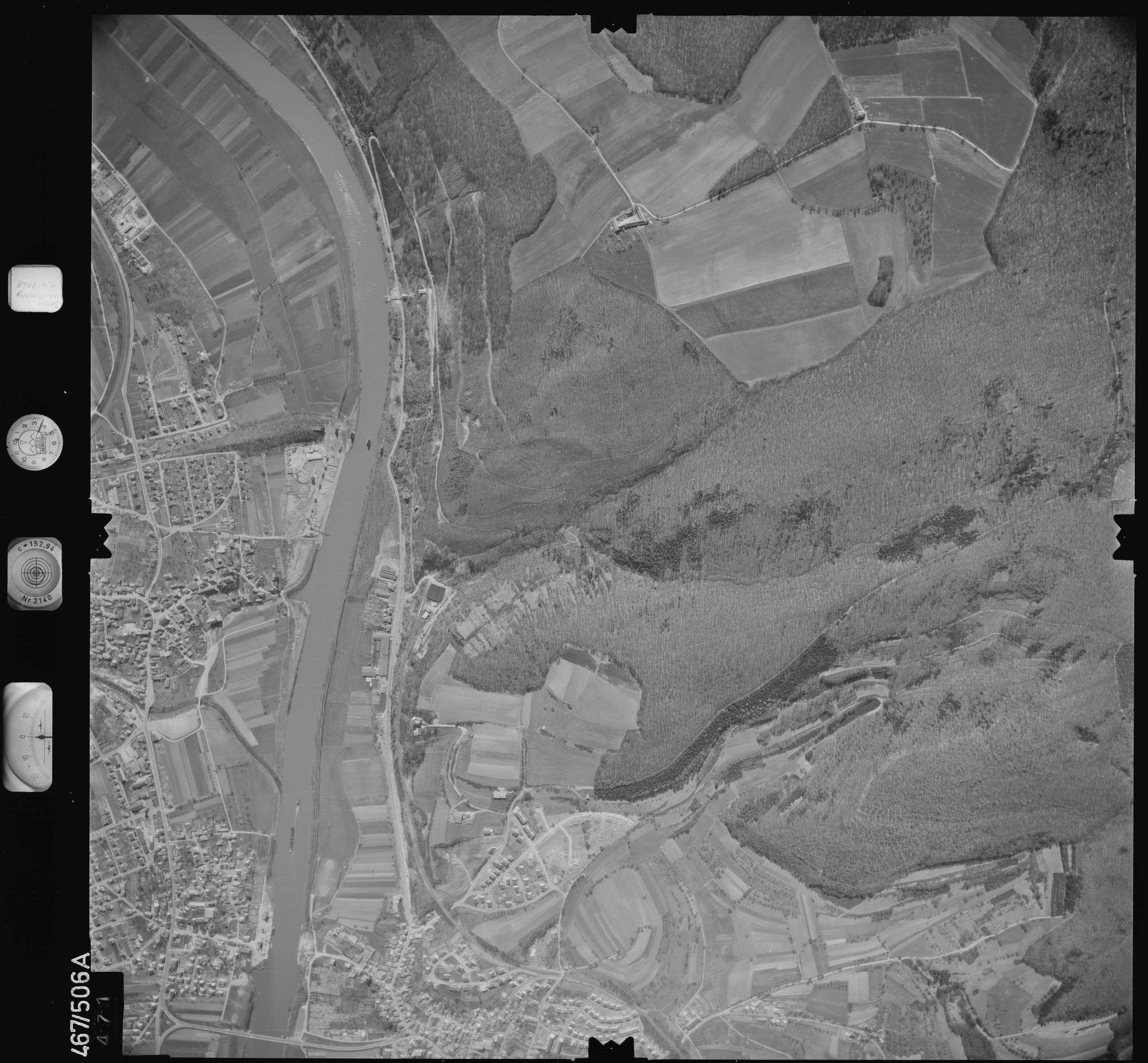Luftbild: Film 101 Bildnr. 471, Bild 1