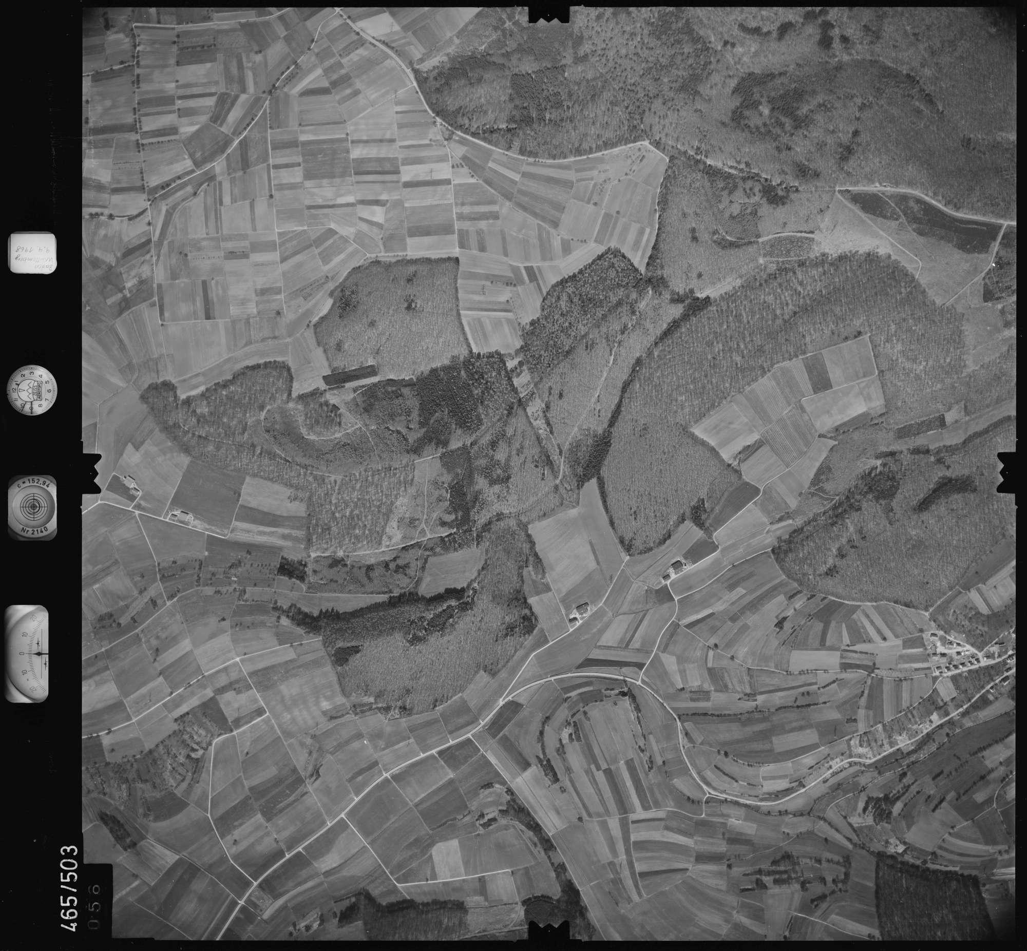 Luftbild: Film 102 Bildnr. 56, Bild 1