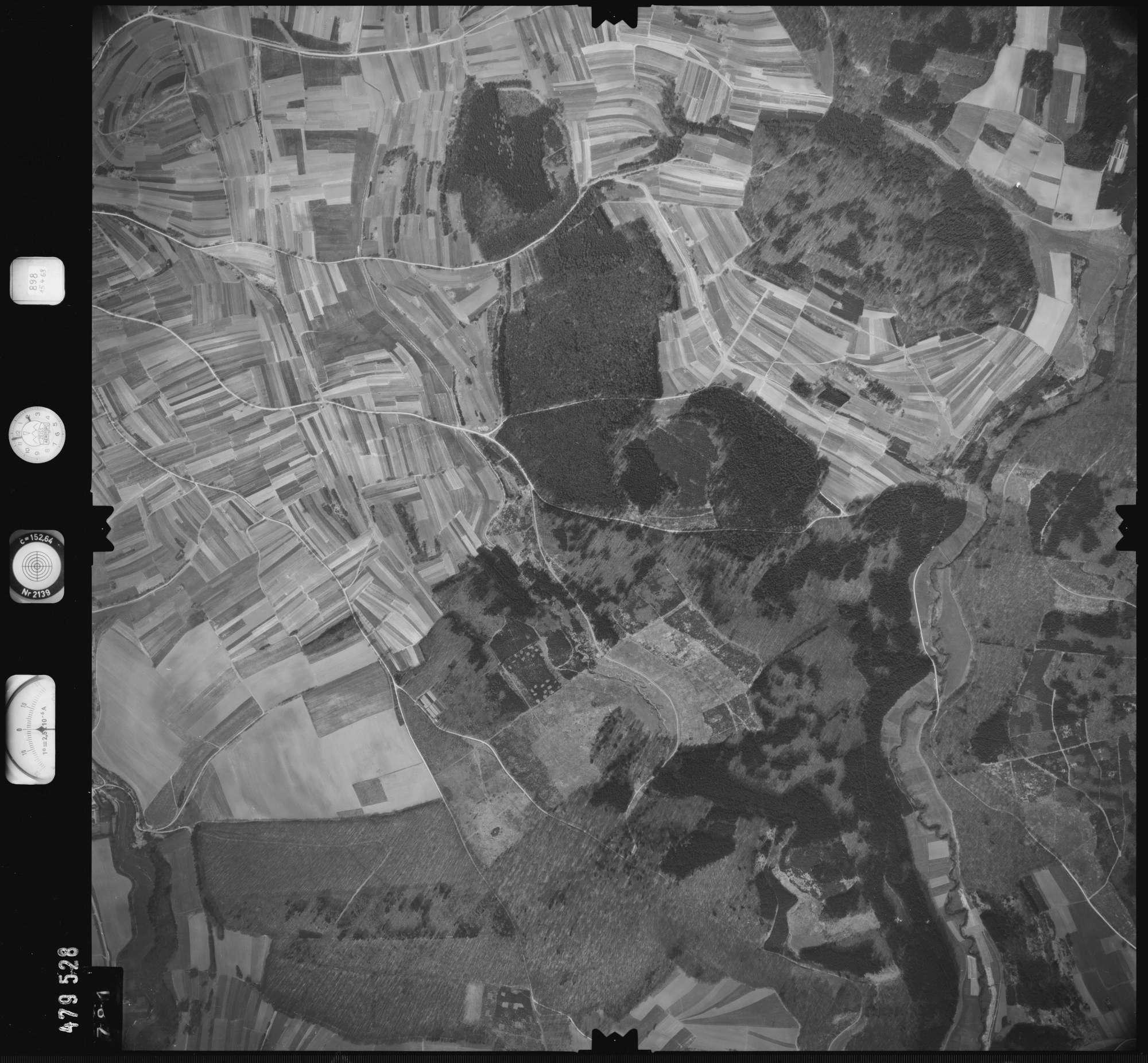 Luftbild: Film 898 Bildnr. 781, Bild 1