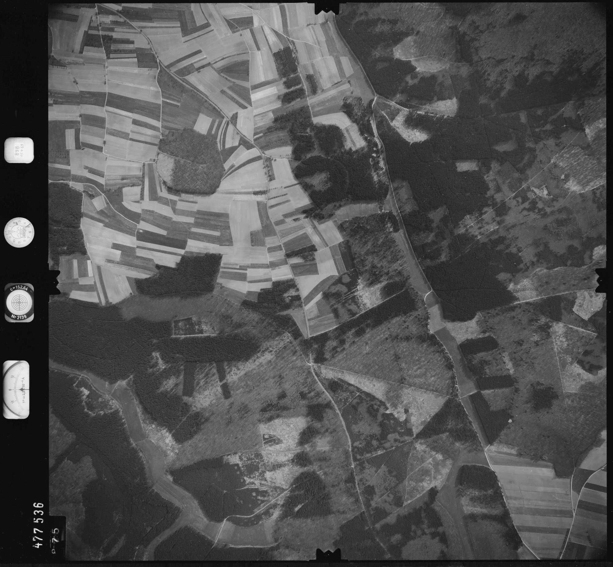 Luftbild: Film 898 Bildnr. 875, Bild 1
