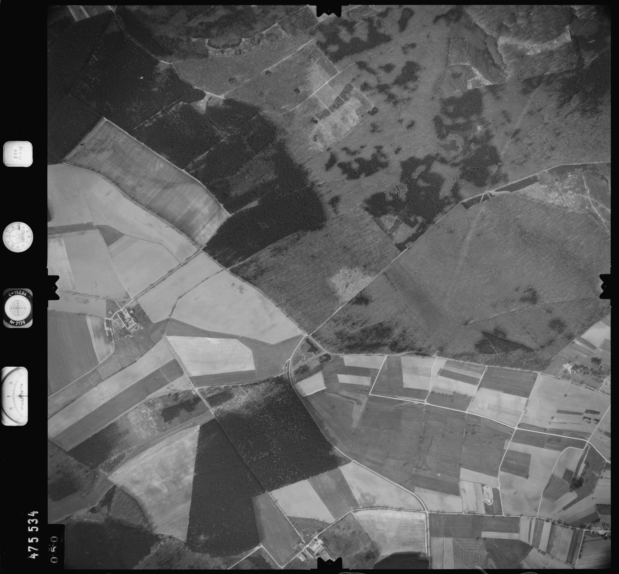 Luftbild: Film 899 Bildnr. 50, Bild 1