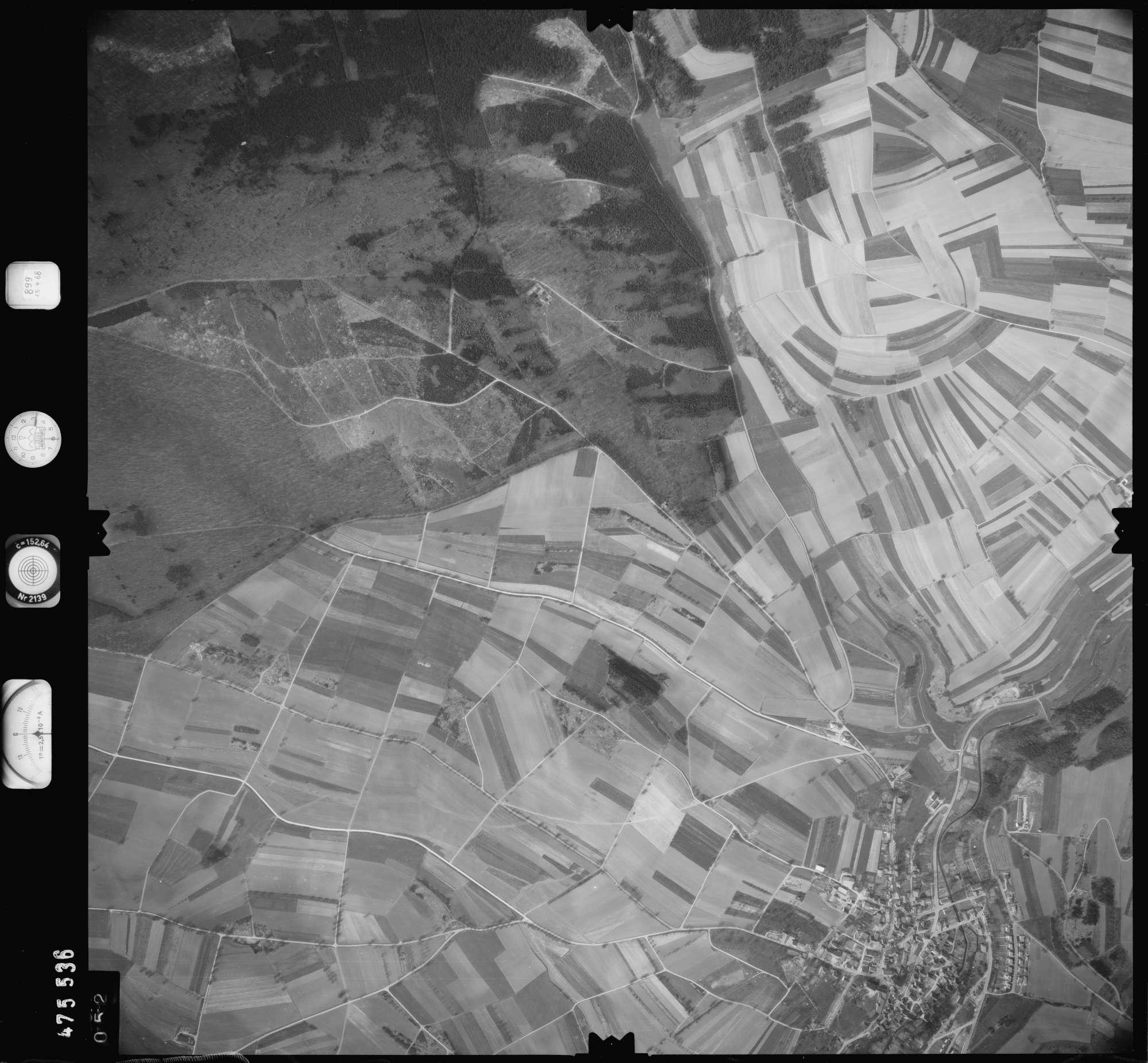 Luftbild: Film 899 Bildnr. 52, Bild 1
