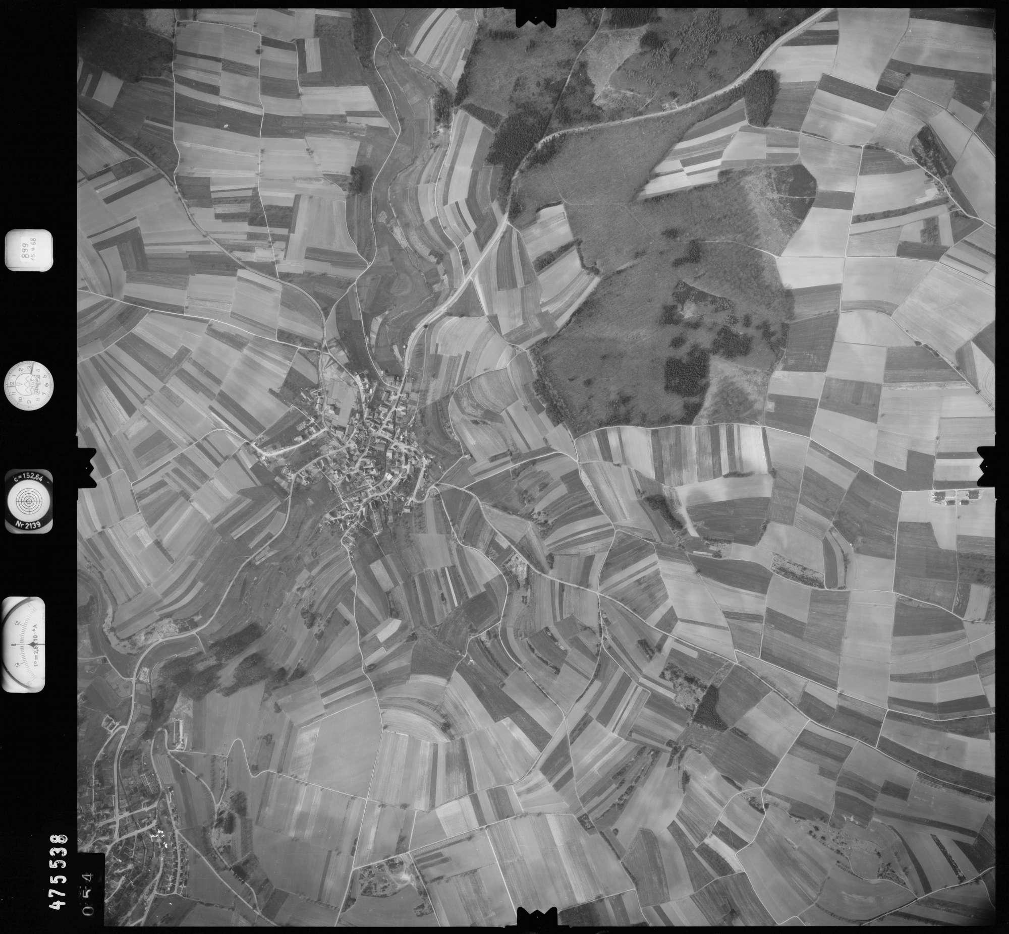 Luftbild: Film 899 Bildnr. 54, Bild 1