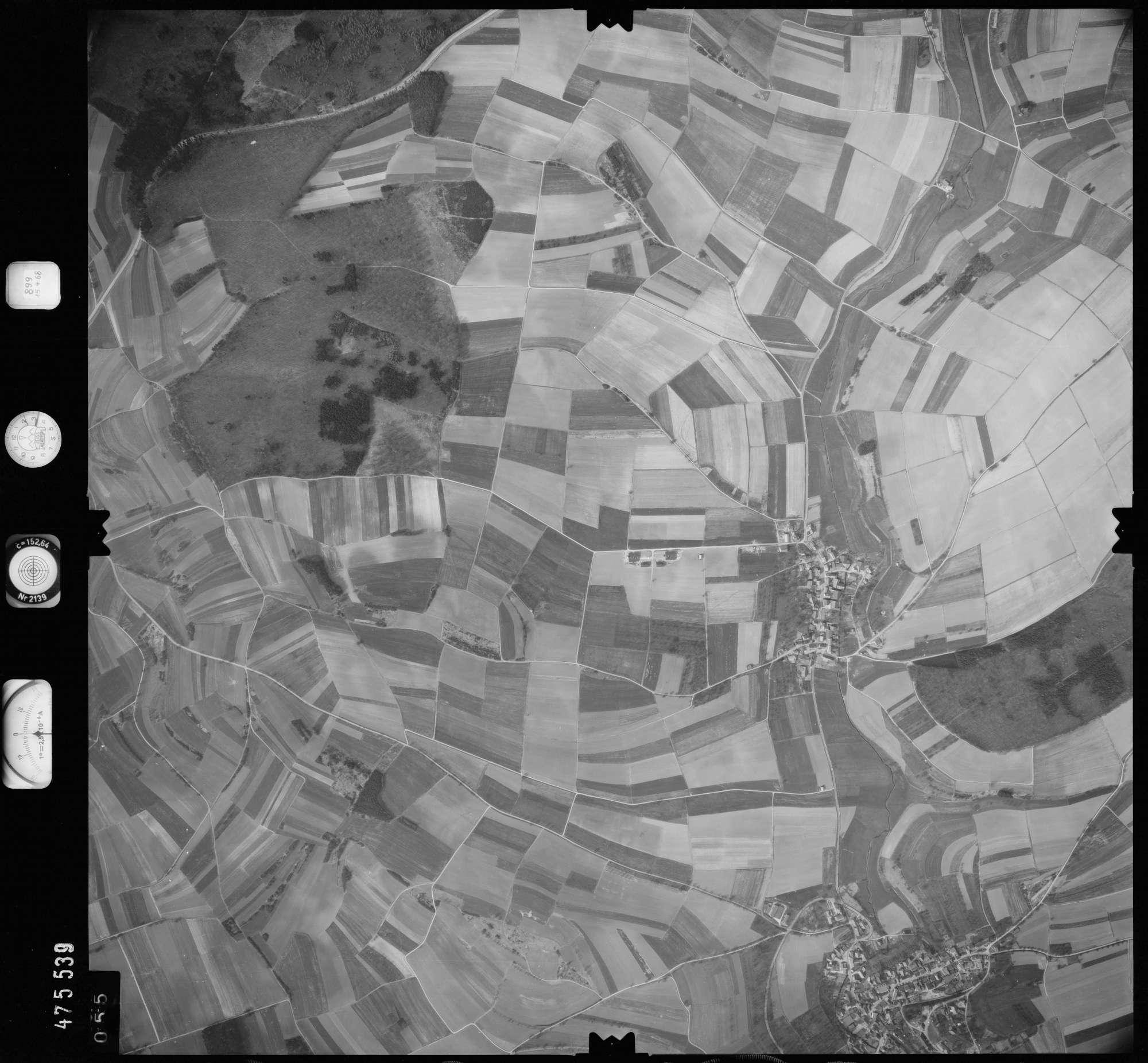Luftbild: Film 899 Bildnr. 55, Bild 1