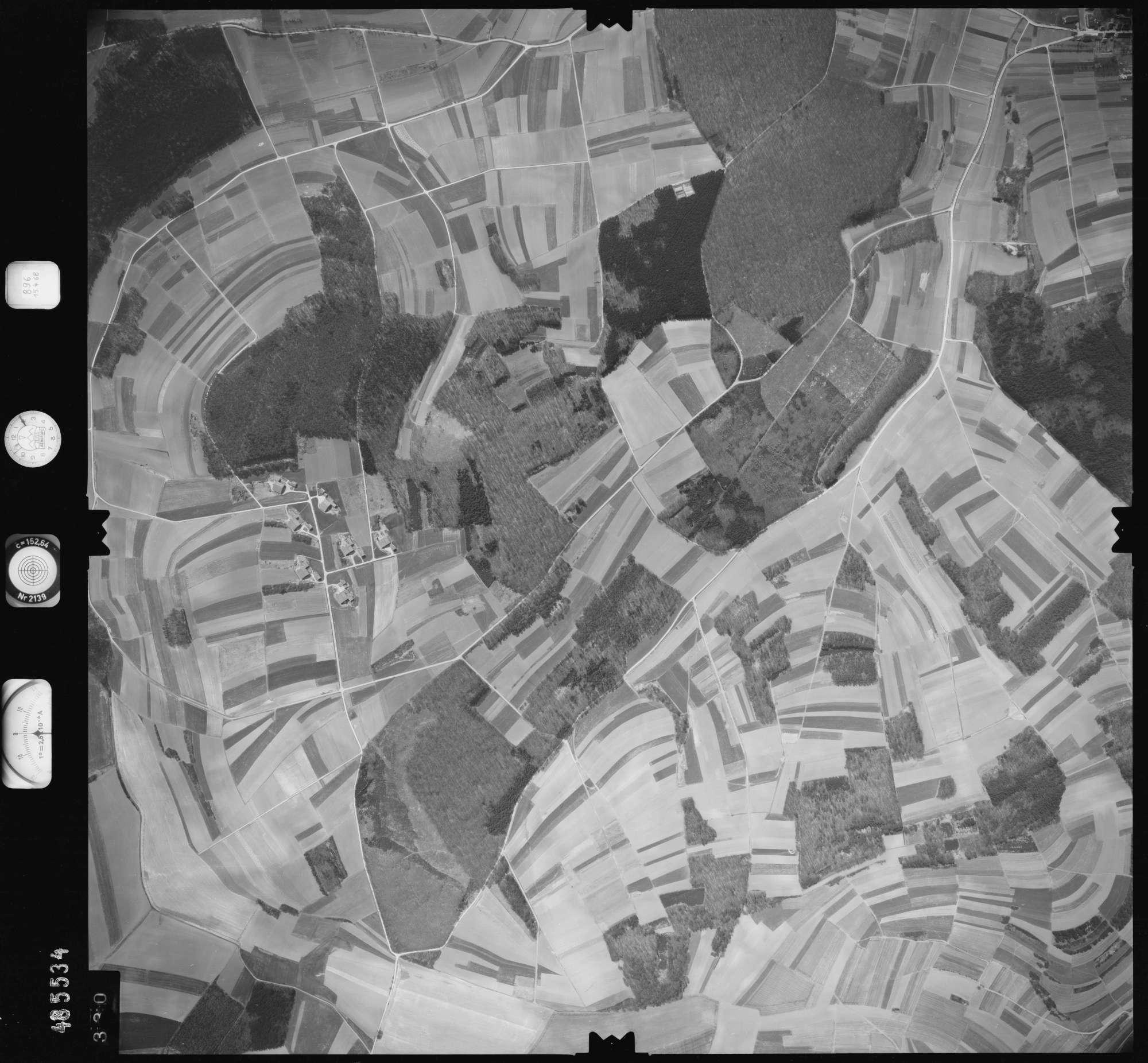 Luftbild: Film 896 Bildnr. 330, Bild 1