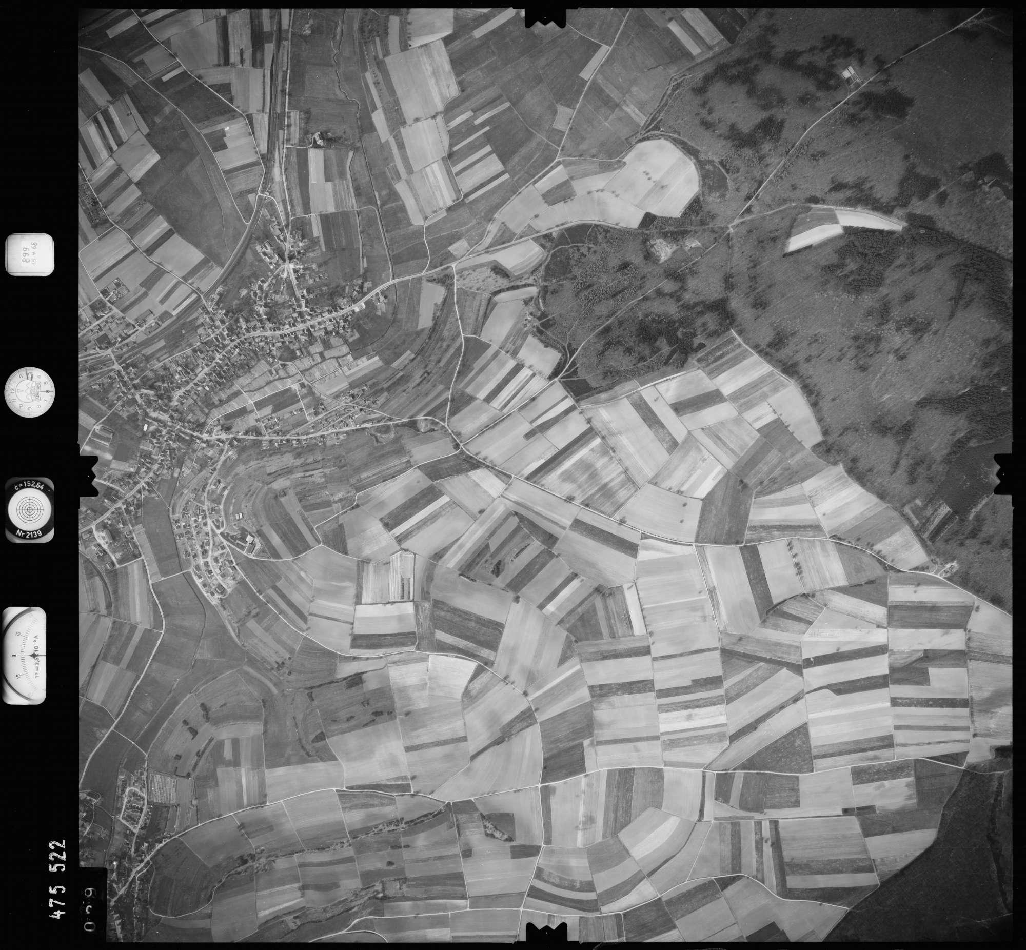 Luftbild: Film 899 Bildnr. 39, Bild 1