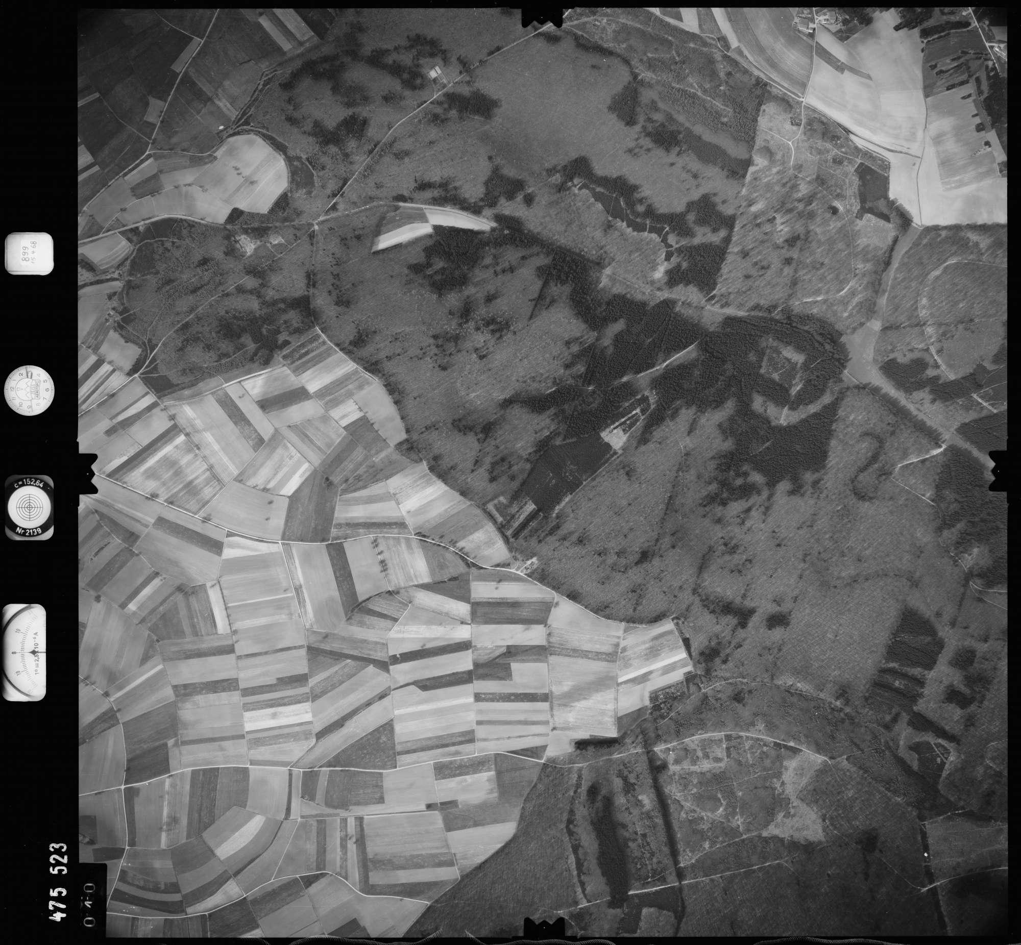 Luftbild: Film 899 Bildnr. 40, Bild 1