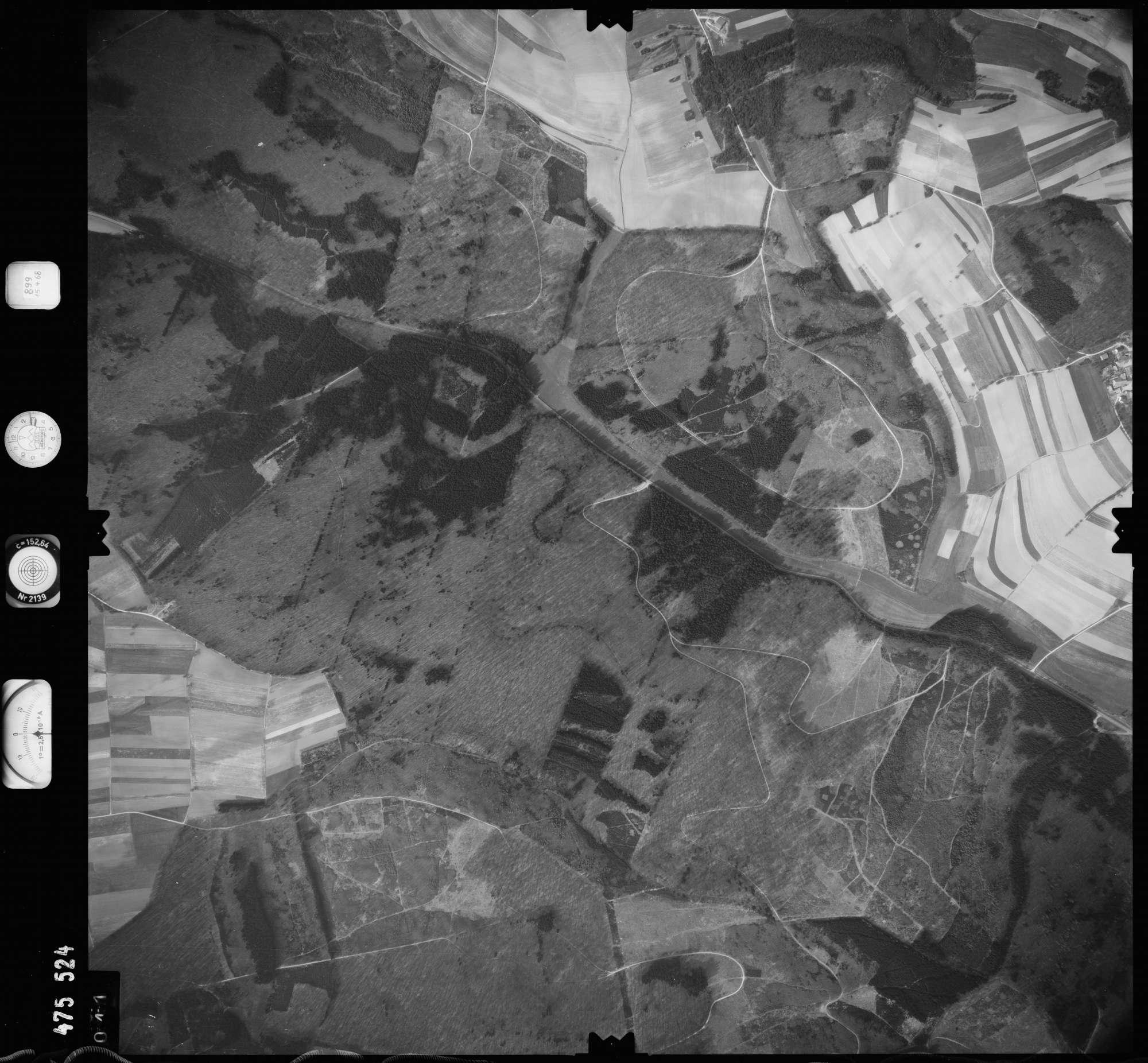 Luftbild: Film 899 Bildnr. 41, Bild 1