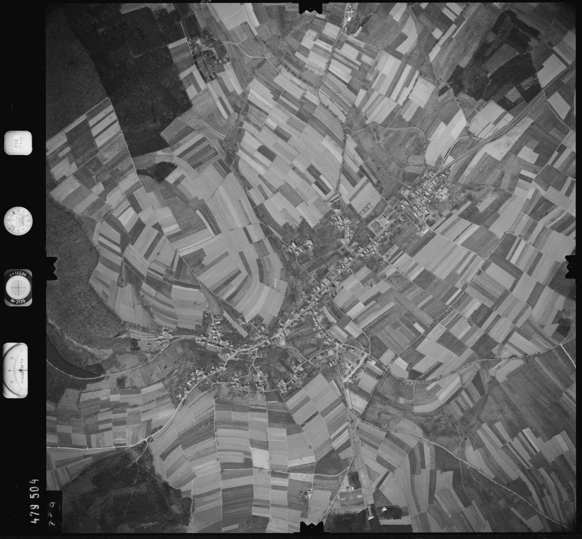 Luftbild: Film 898 Bildnr. 759, Bild 1