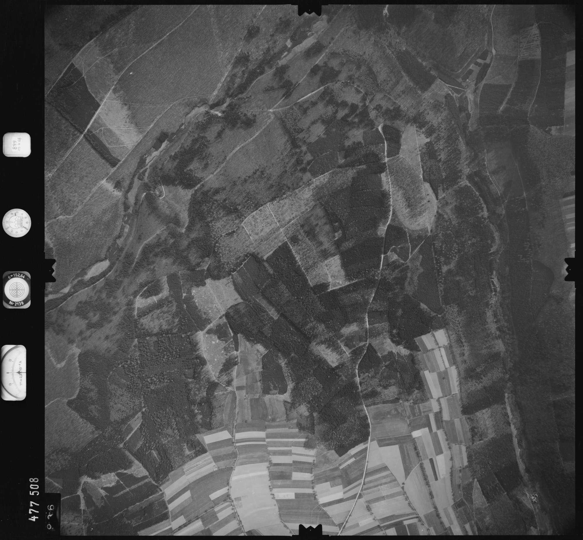 Luftbild: Film 899 Bildnr. 936, Bild 1