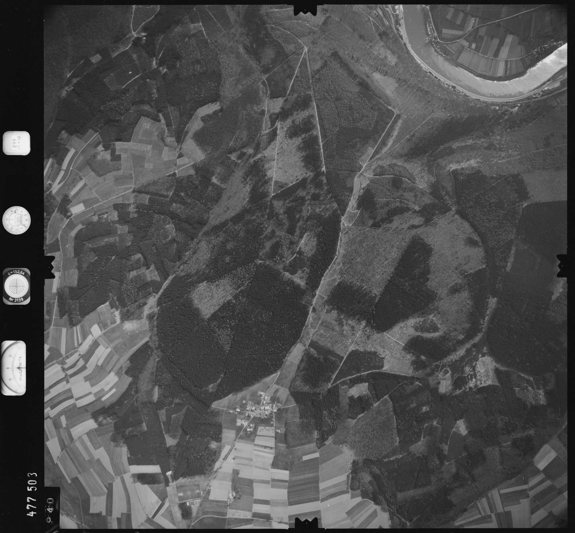 Luftbild: Film 899 Bildnr. 940, Bild 1