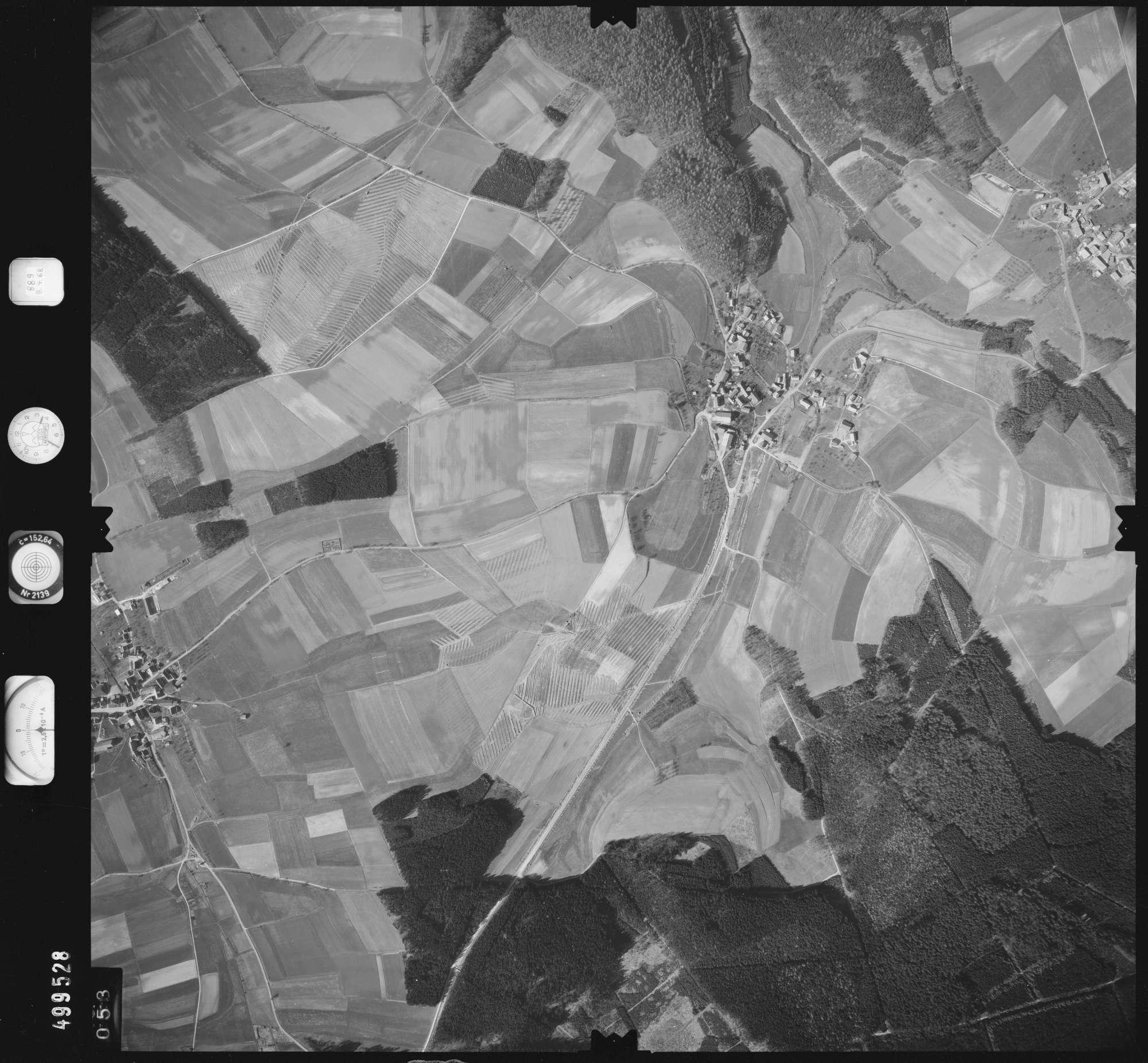 Luftbild: Film 890 Bildnr. 53, Bild 1