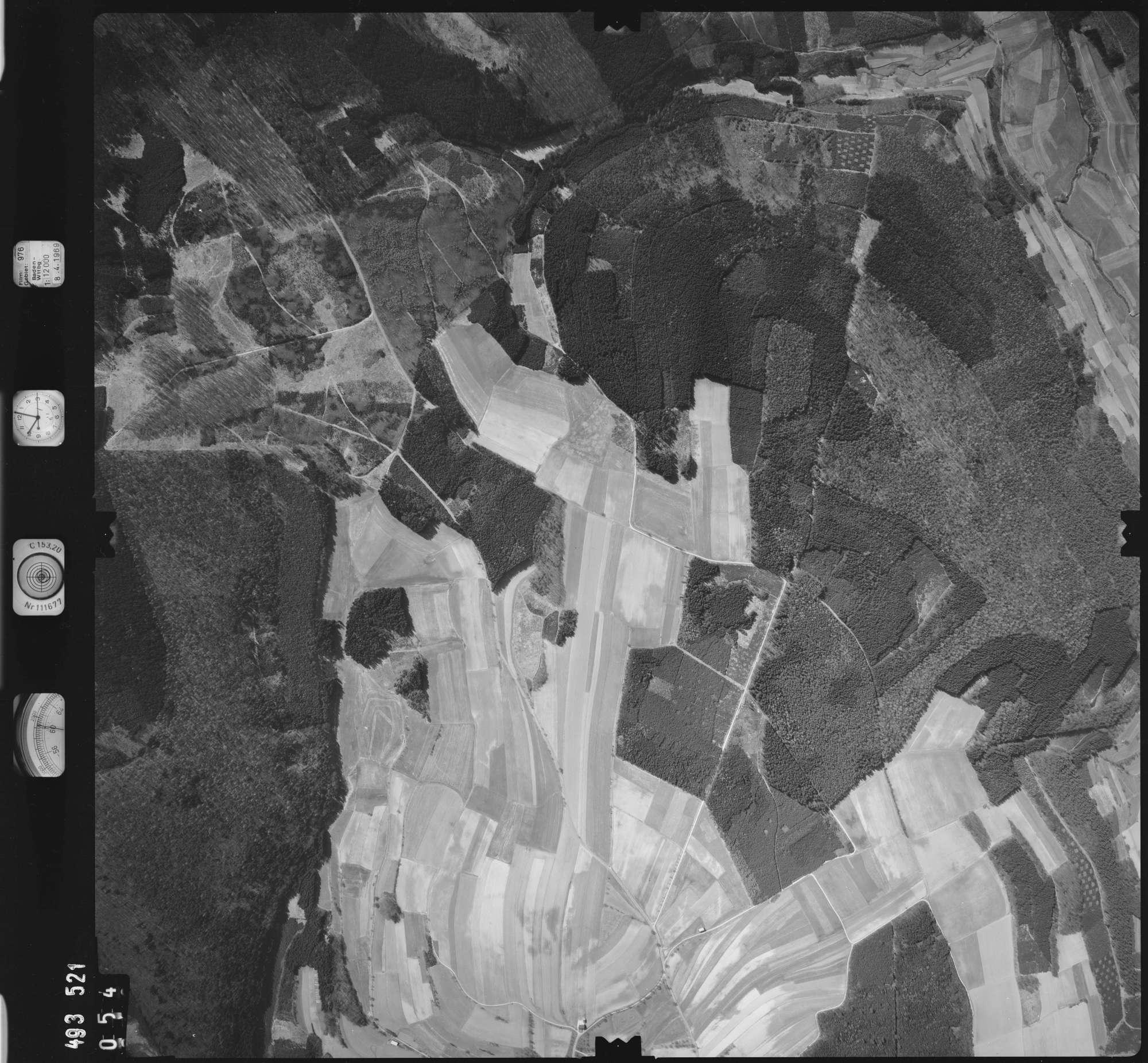 Luftbild: Film 976 Bildnr. 54, Bild 1