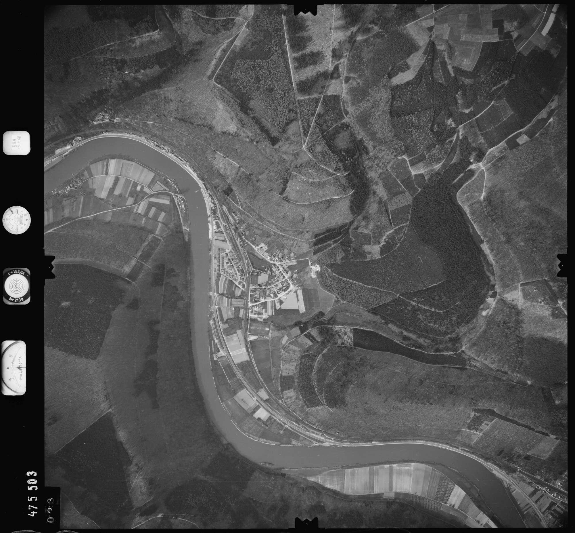 Luftbild: Film 899 Bildnr. 23, Bild 1