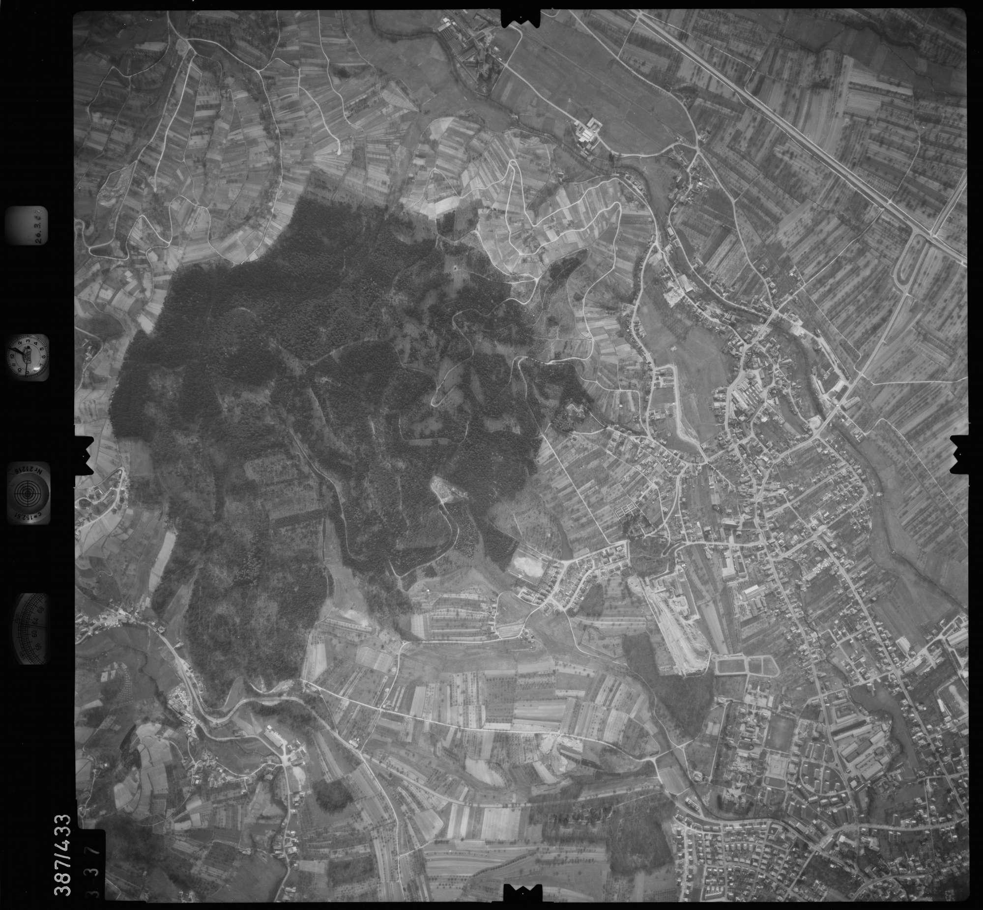 Luftbild: Film 20 Bildnr. 337, Bild 1