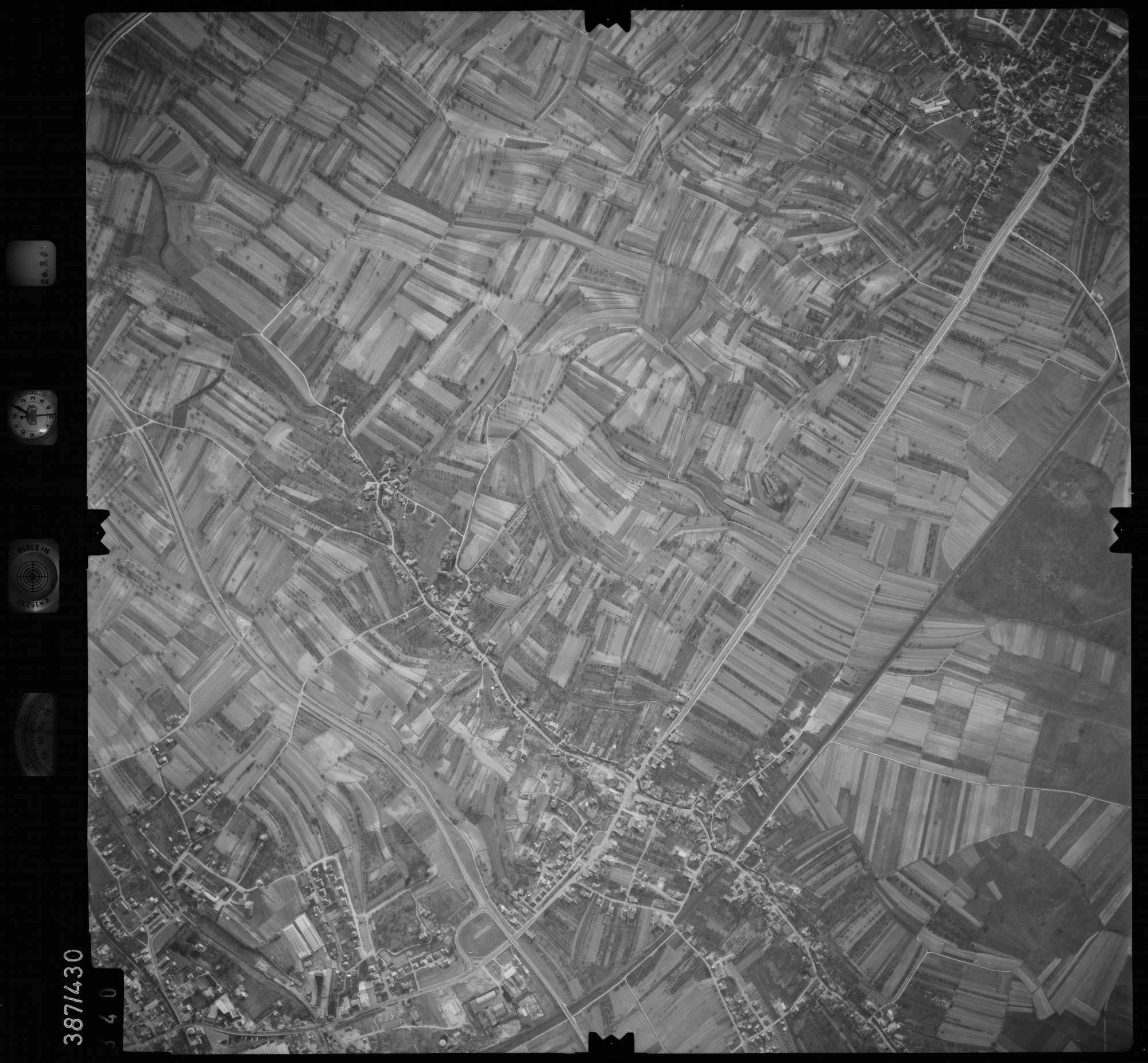 Luftbild: Film 20 Bildnr. 340, Bild 1