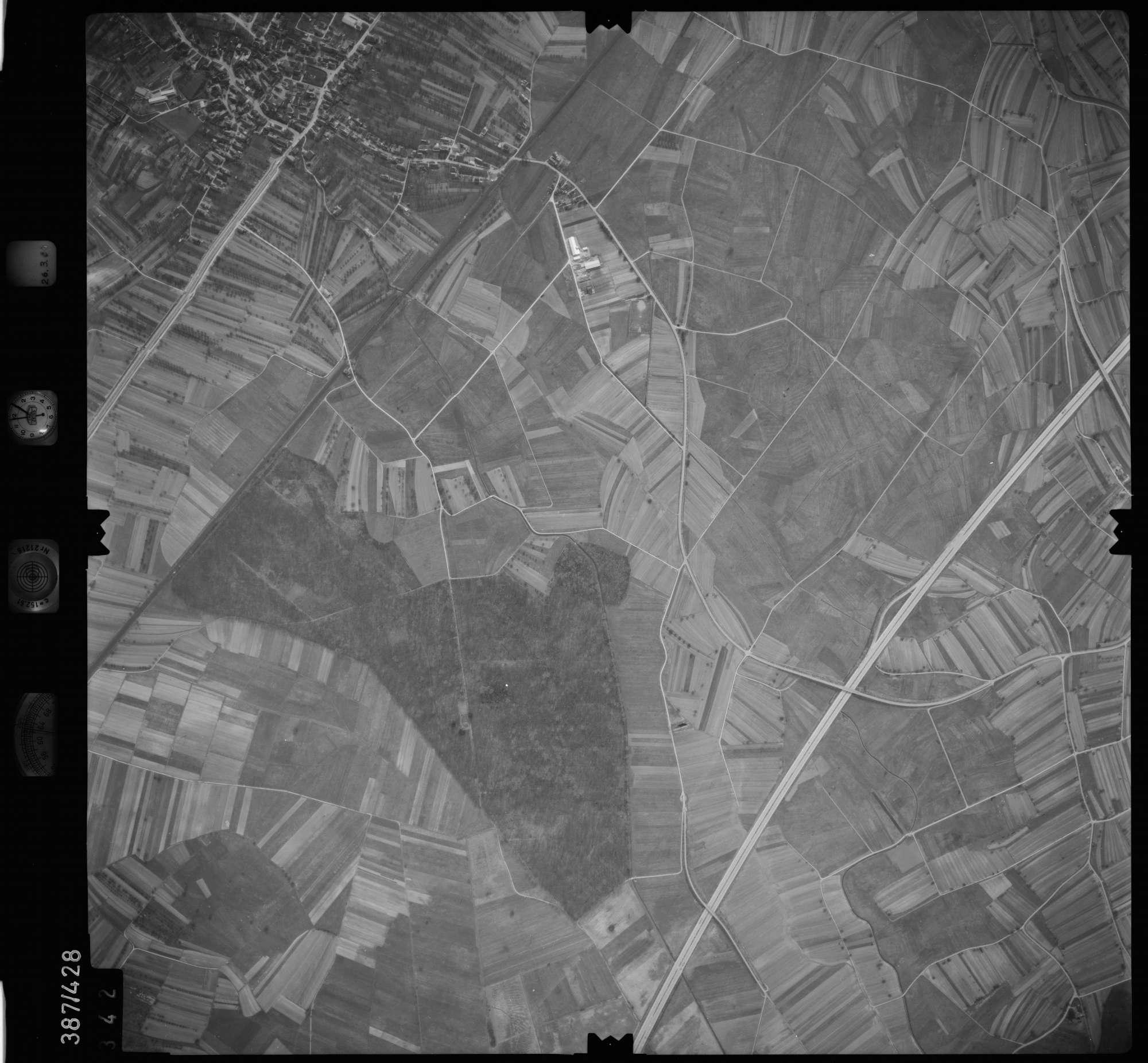 Luftbild: Film 20 Bildnr. 342, Bild 1