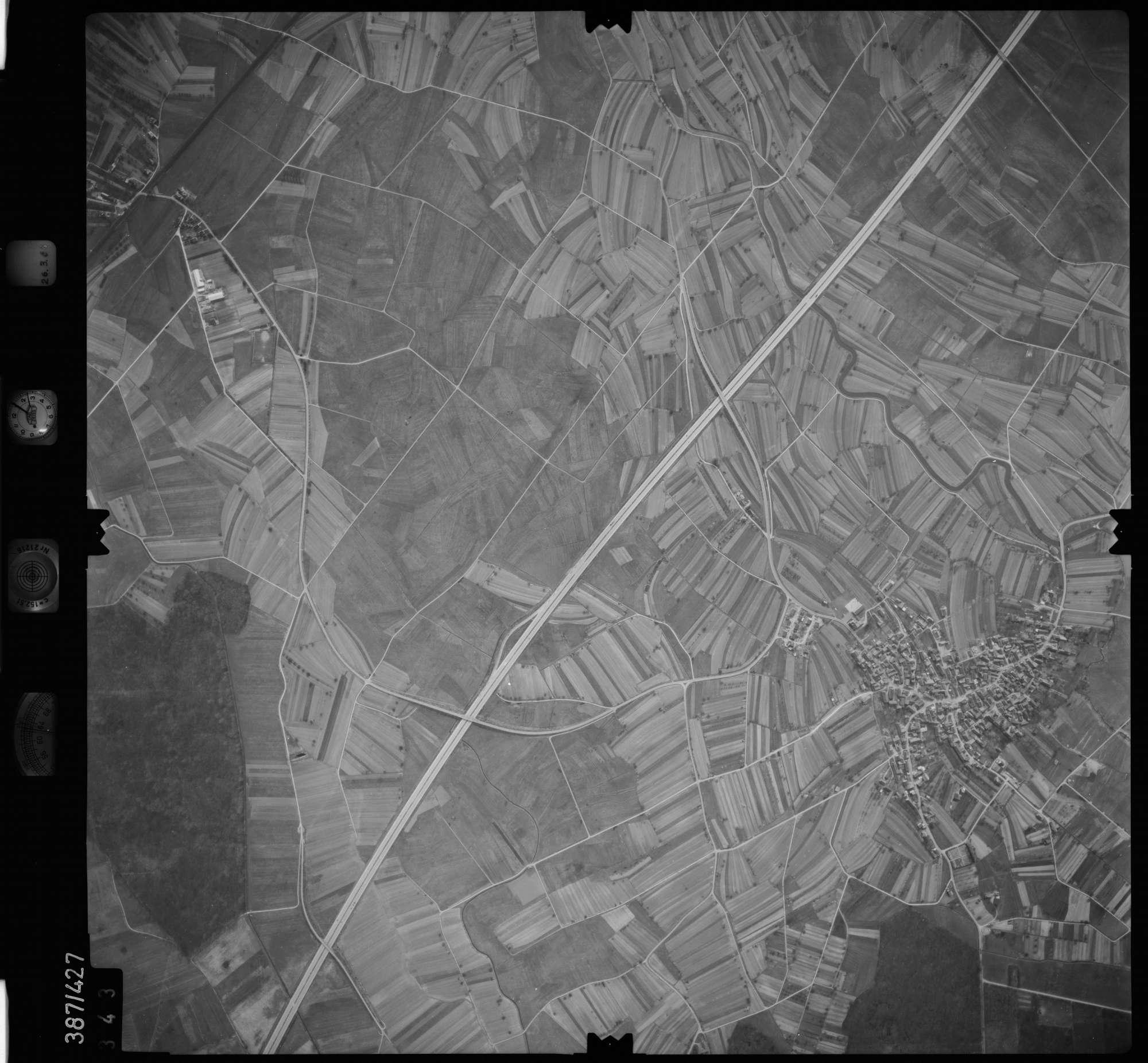 Luftbild: Film 20 Bildnr. 343, Bild 1