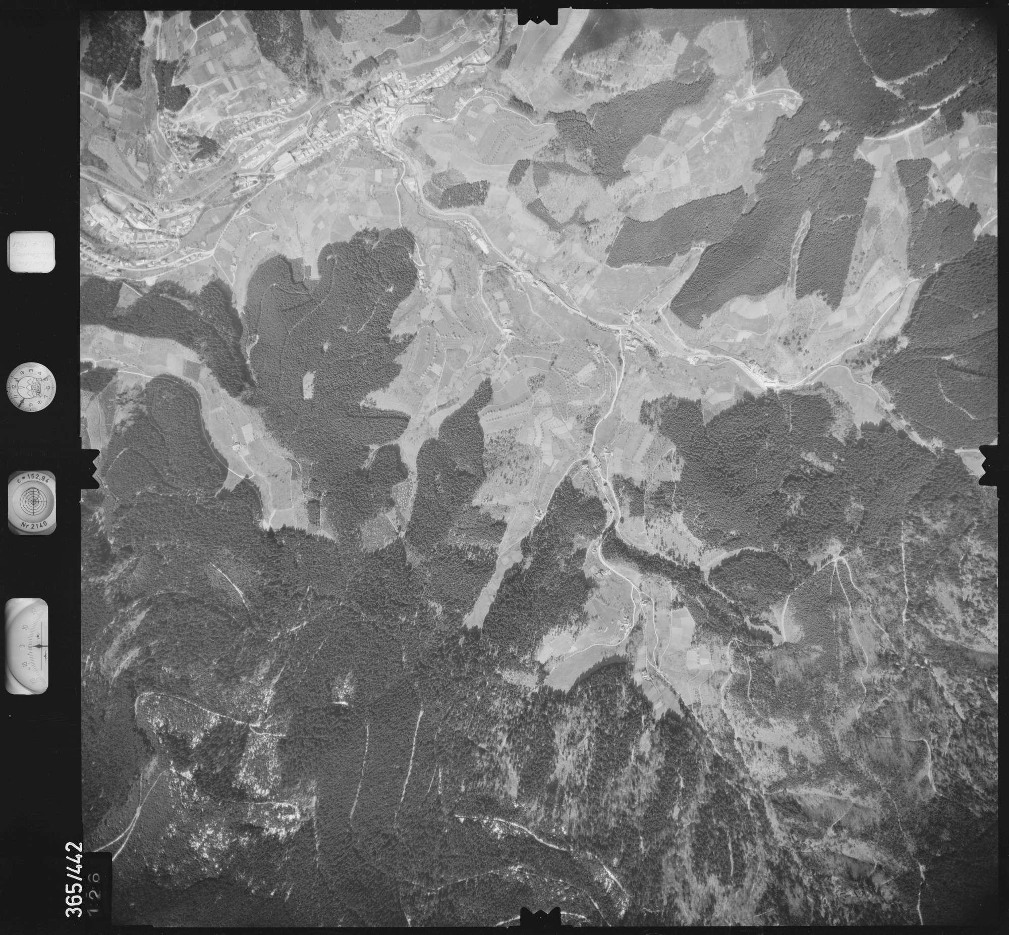 Luftbild: Film 15 Bildnr. 126, Bild 1