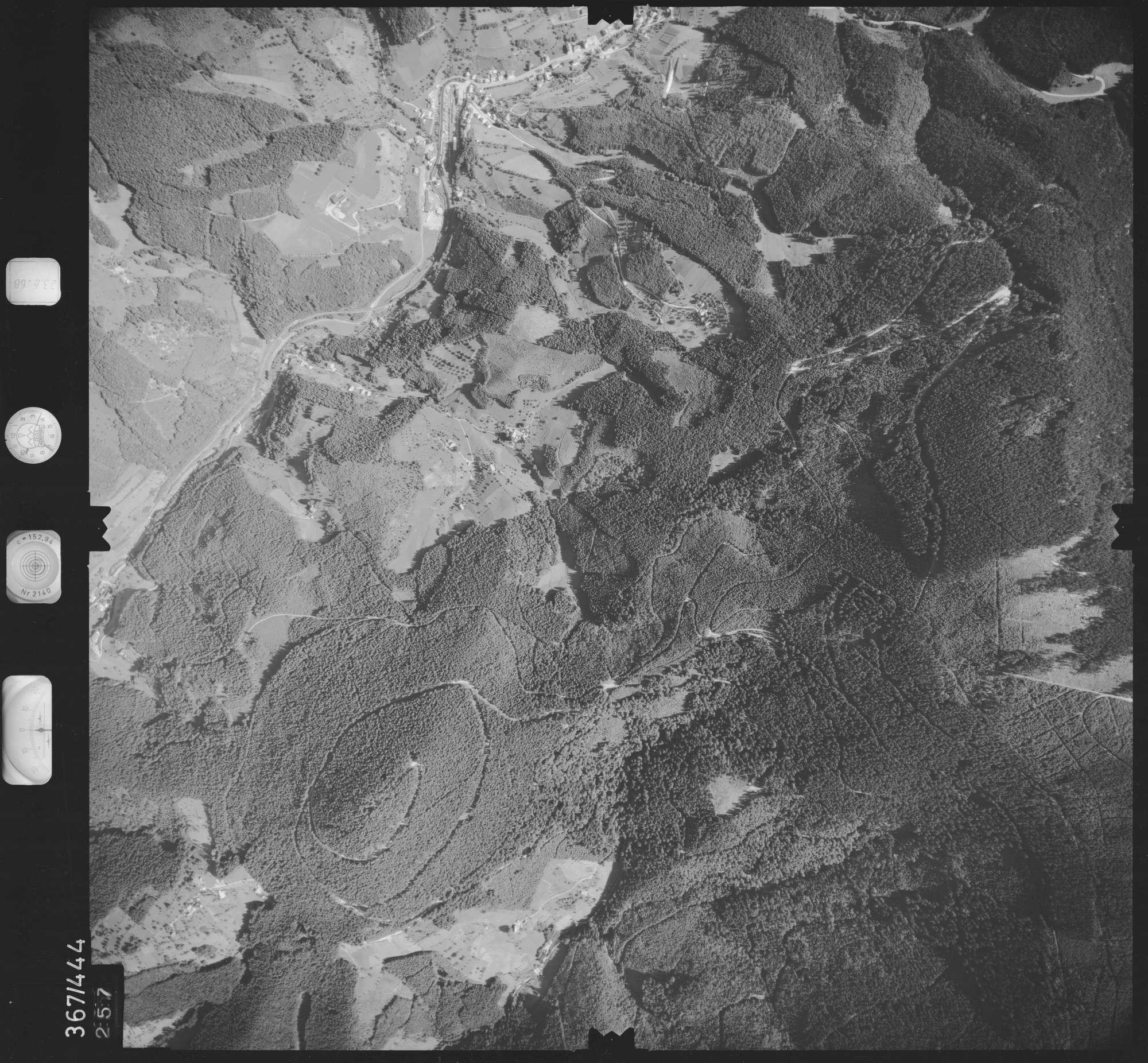 Luftbild: Film 30 Bildnr. 257, Bild 1