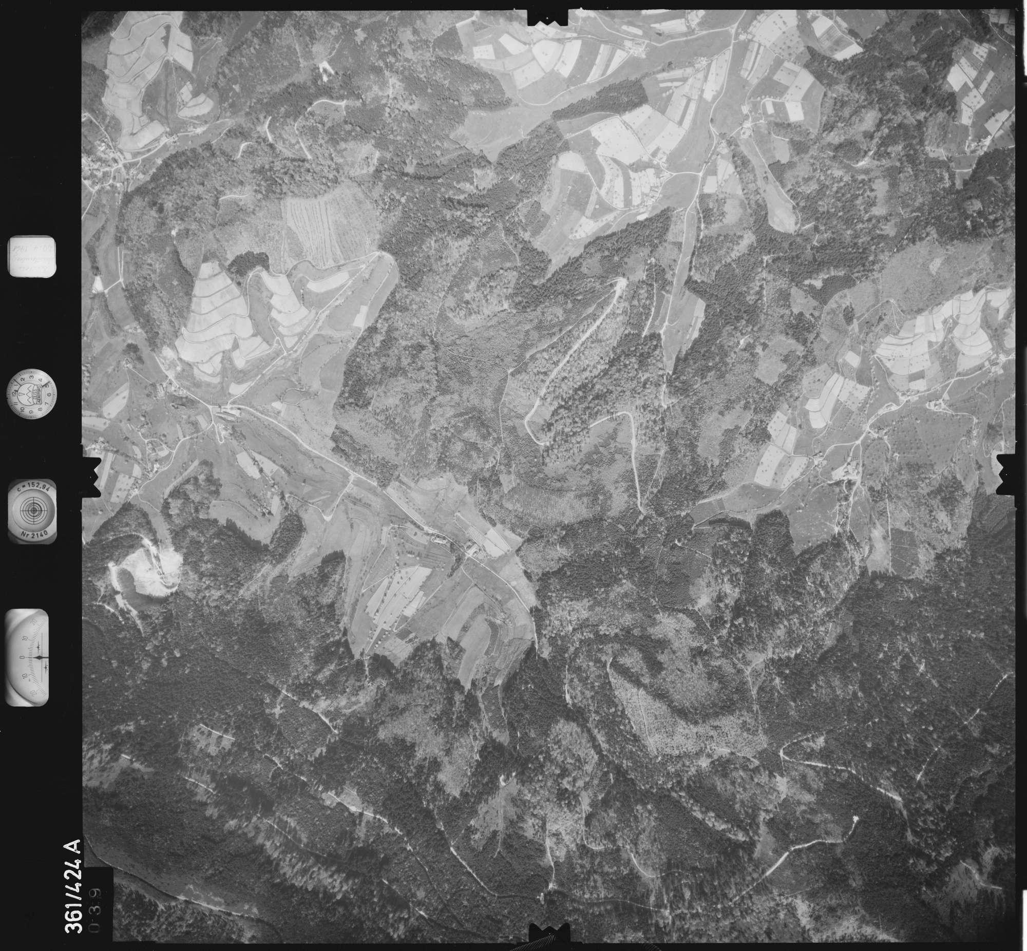 Luftbild: Film 15 Bildnr. 39, Bild 1
