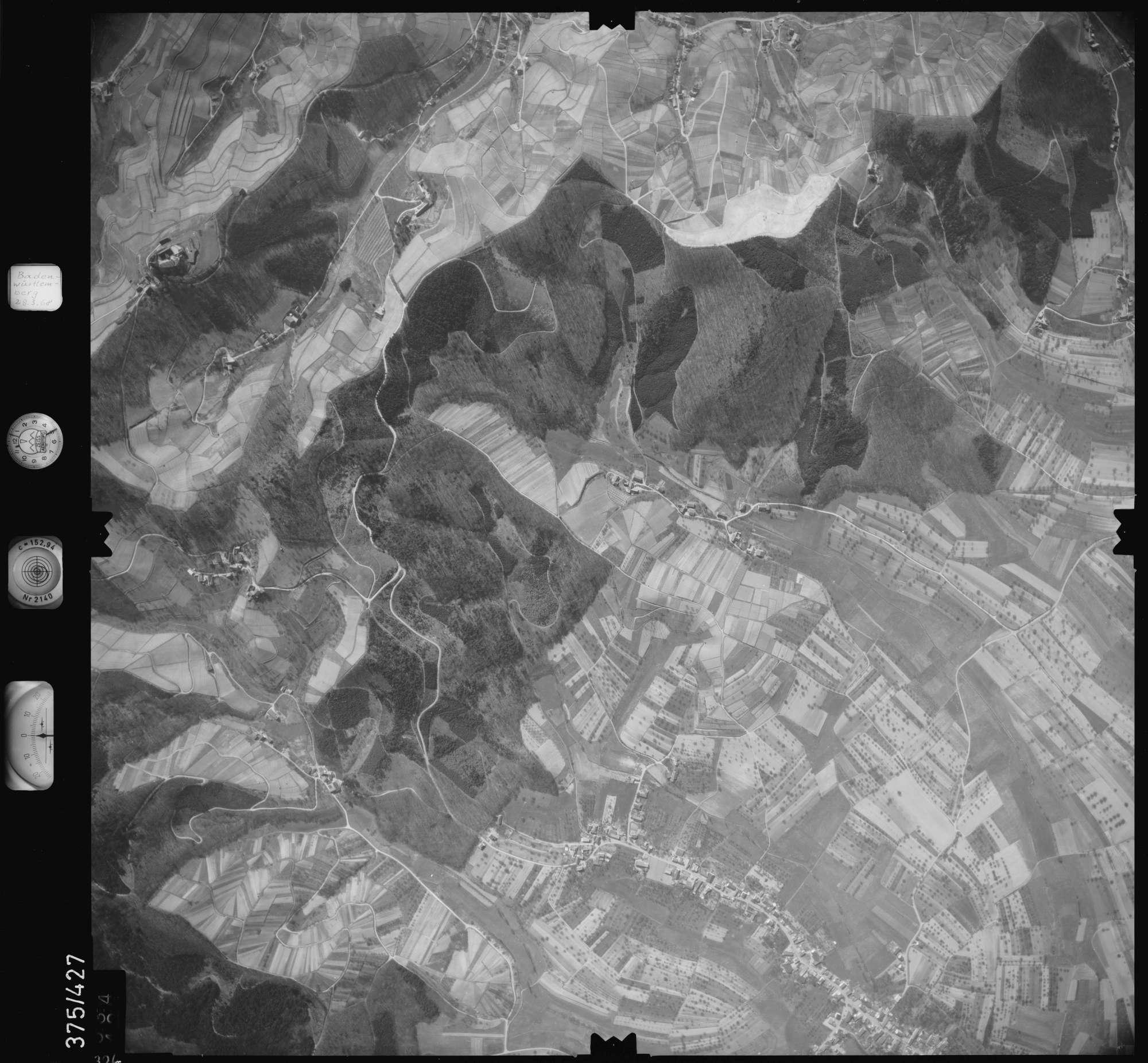 Luftbild: Film 28 Bildnr. 324, Bild 1