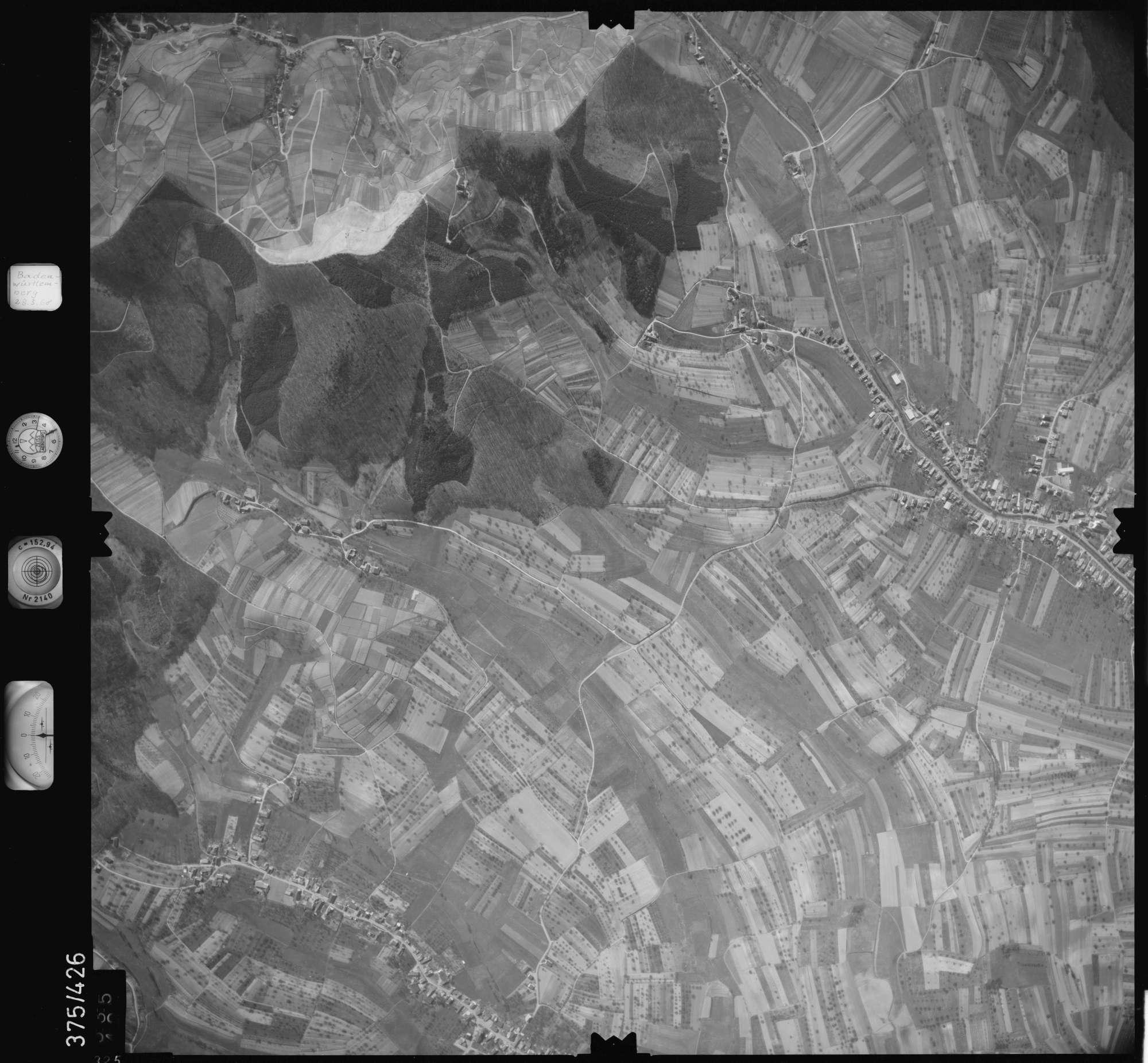 Luftbild: Film 28 Bildnr. 325, Bild 1
