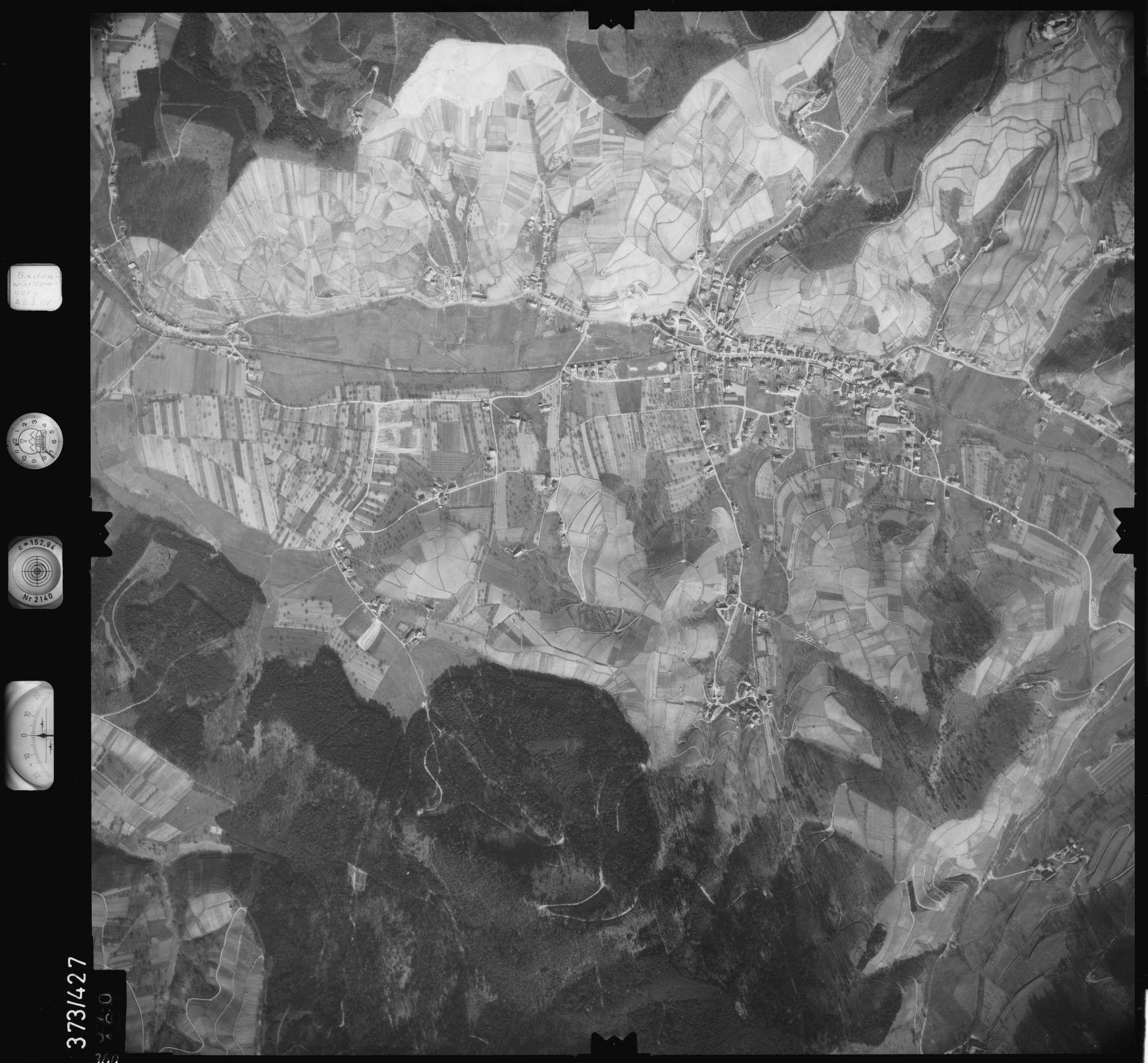 Luftbild: Film 28 Bildnr. 360, Bild 1