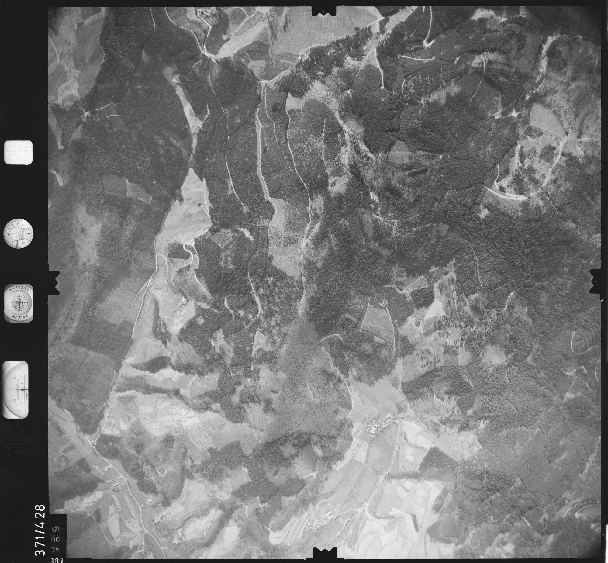 Luftbild: Film 28 Bildnr. 389, Bild 1