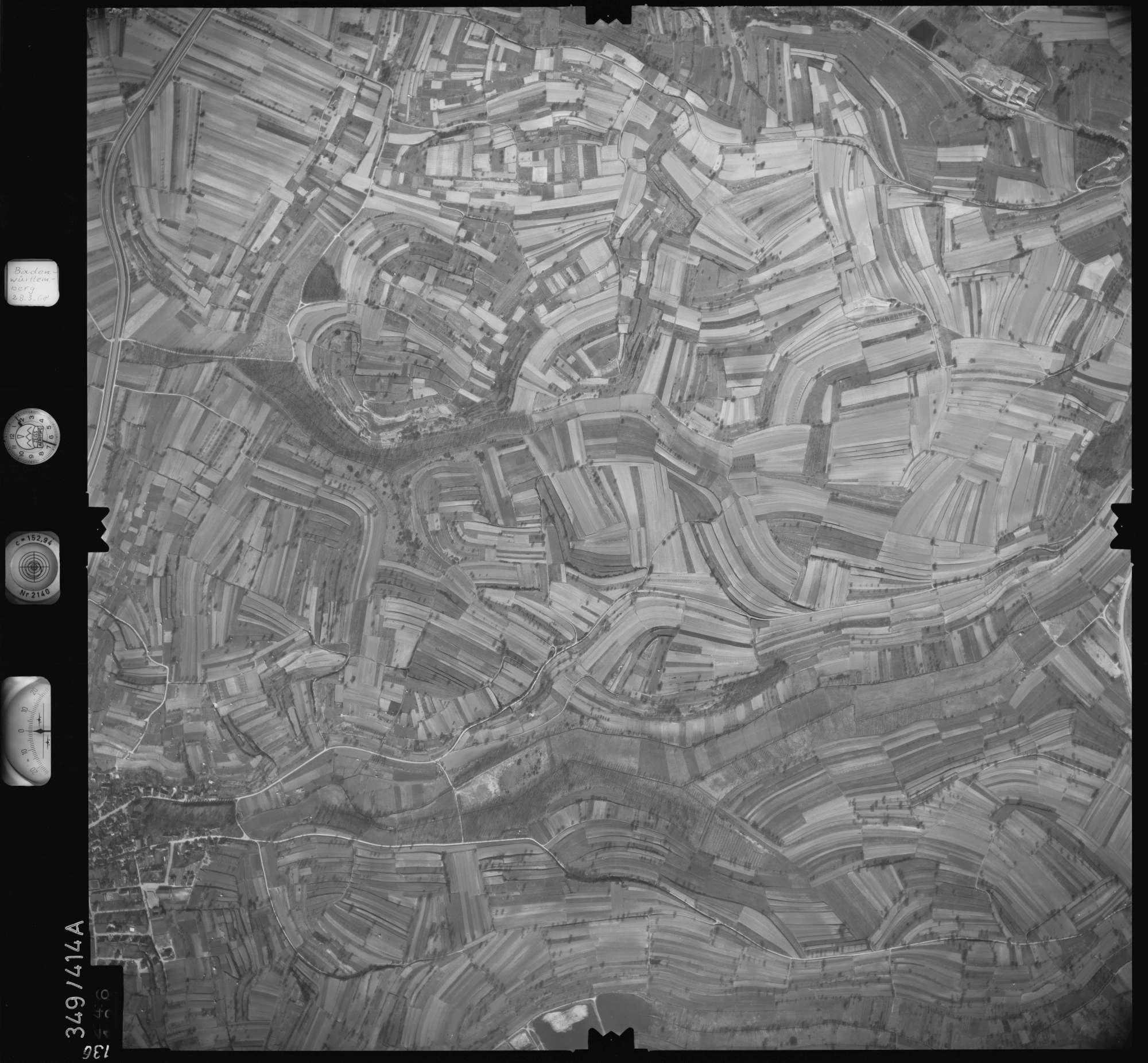Luftbild: Film 36 Bildnr. 136, Bild 1