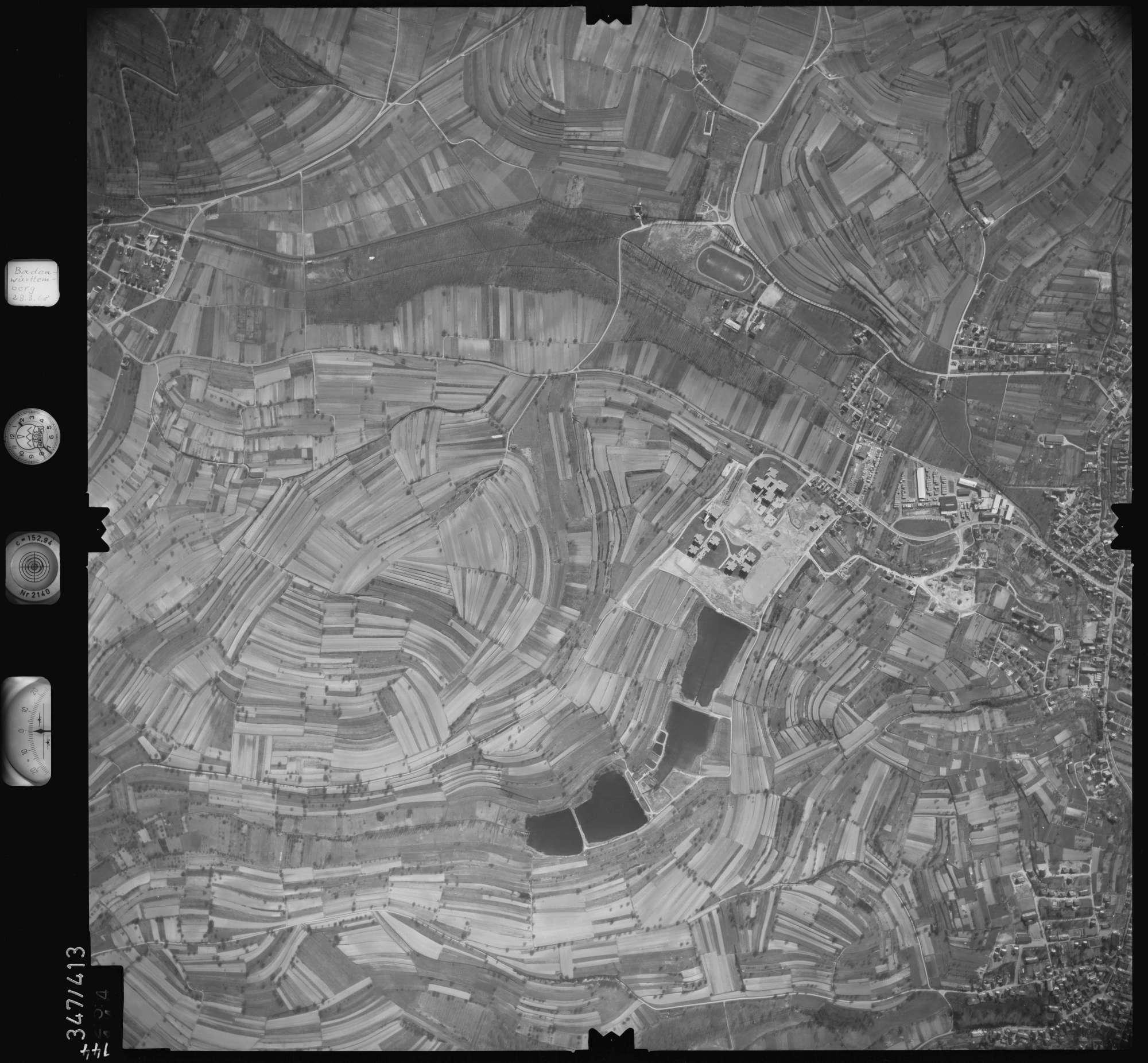Luftbild: Film 36 Bildnr. 144, Bild 1